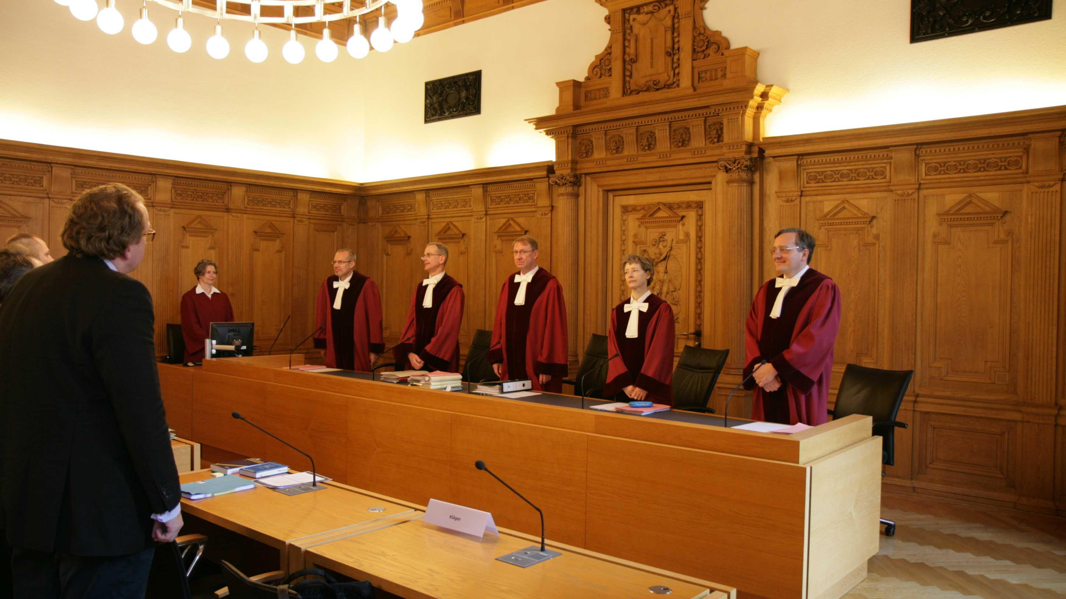Informationsfreiheitsgesetz: Kein Zugang zu Geheimdienstakten im Bundeskanzleramt