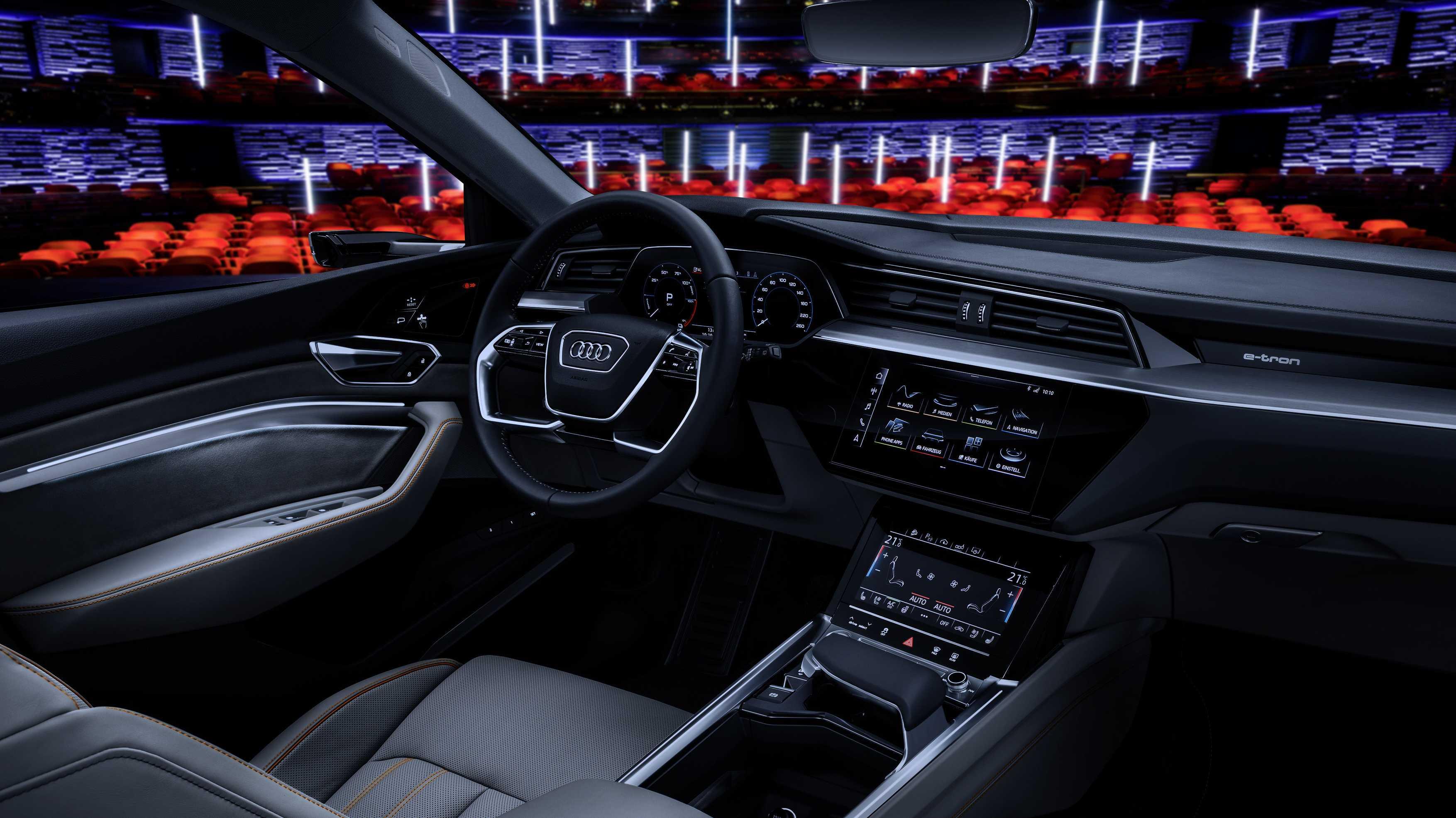 Elektroauto: Audis e-tron bekommt virtuelle Außenspiegel