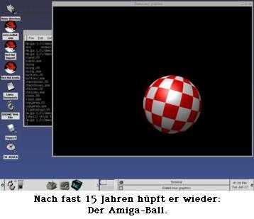 Amiga unter Linux