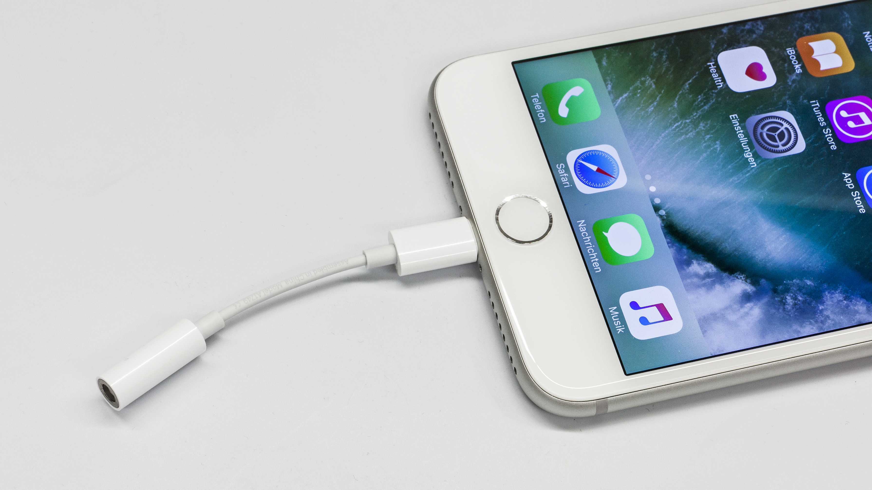 iPhone 7 nachgemessen: Audio-Adapter liefert schlechteren Sound