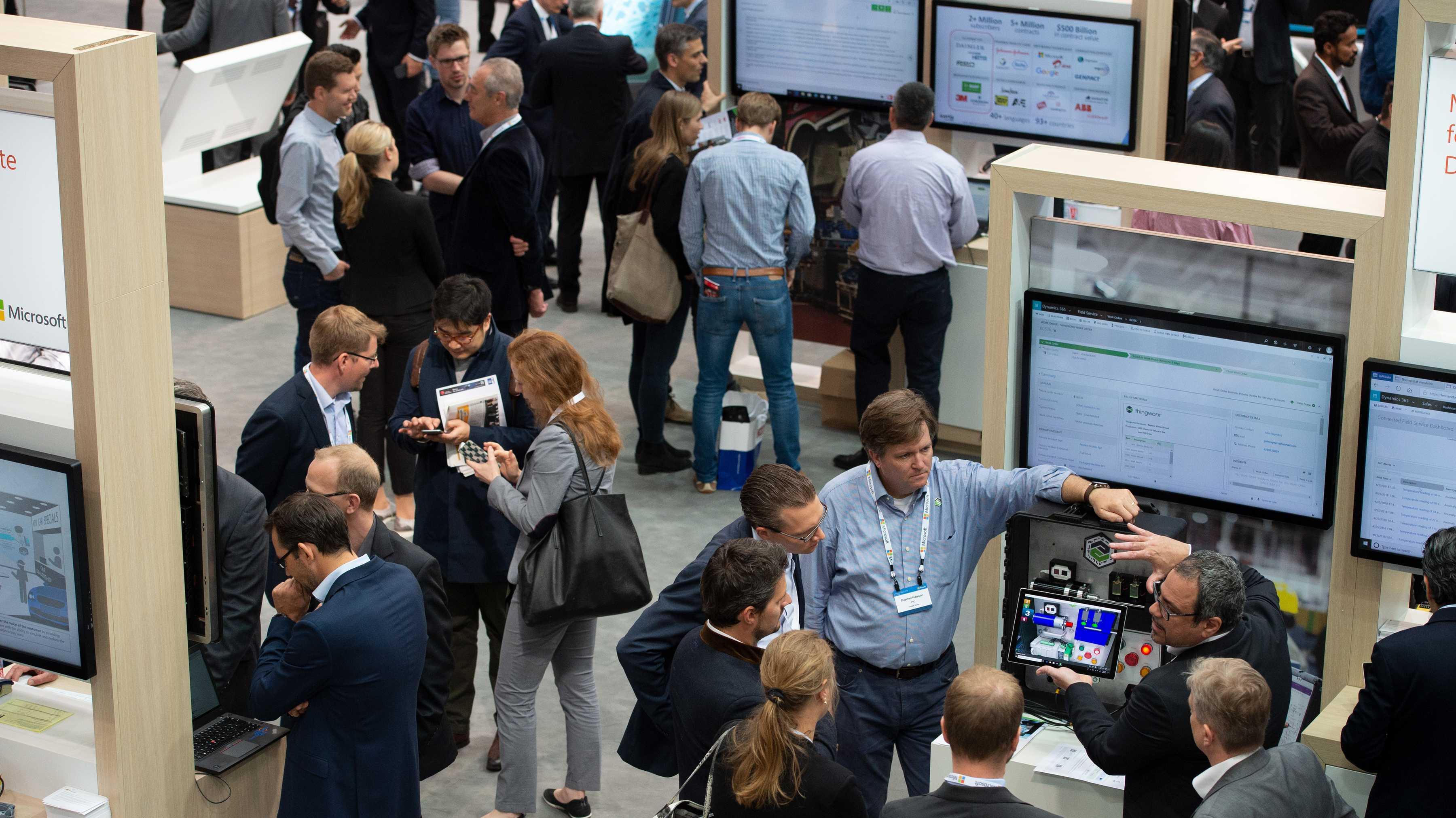 Microsoft zur Hannover Messe: Zeit der Alleingänge bei Digitalisierung ist vorbei