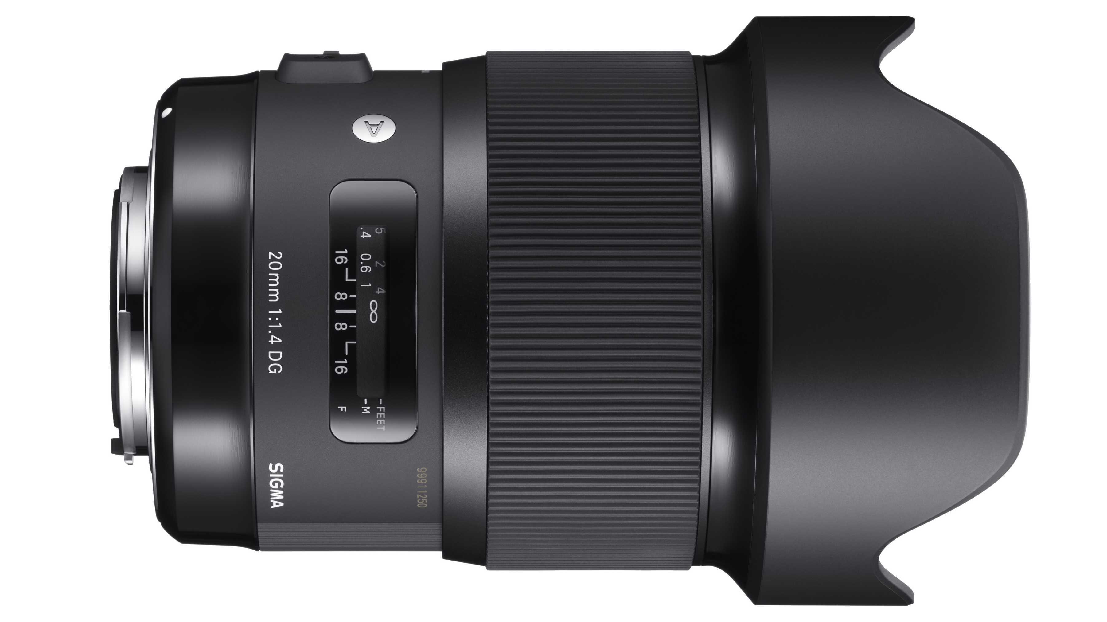 Sigma 20mm F1,4 DG HSM: Lichtstarkes Weitwinkel für Spiegelreflexkameras