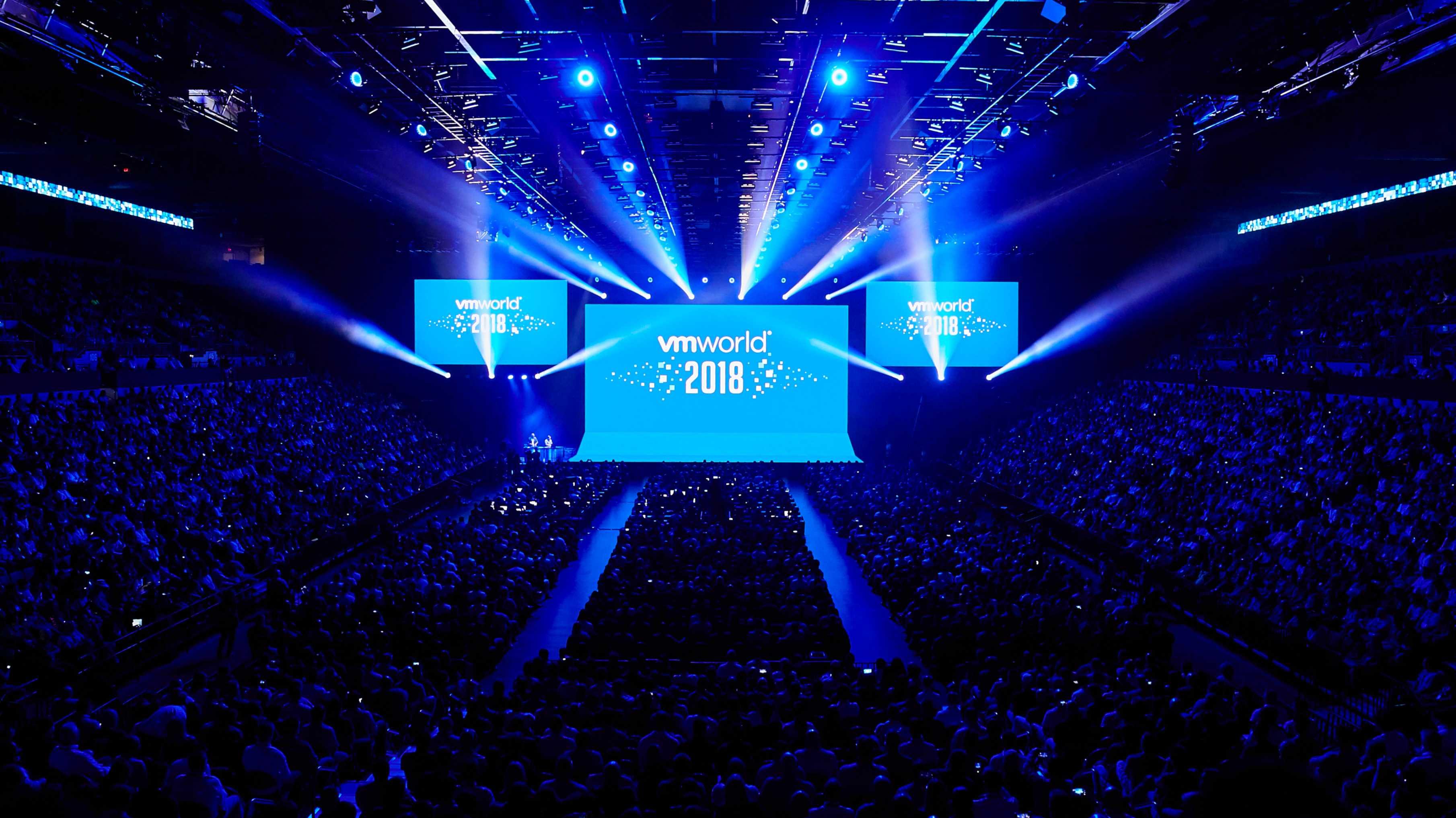 VMworld 2018: Cloud-Automatisierung und DevOps