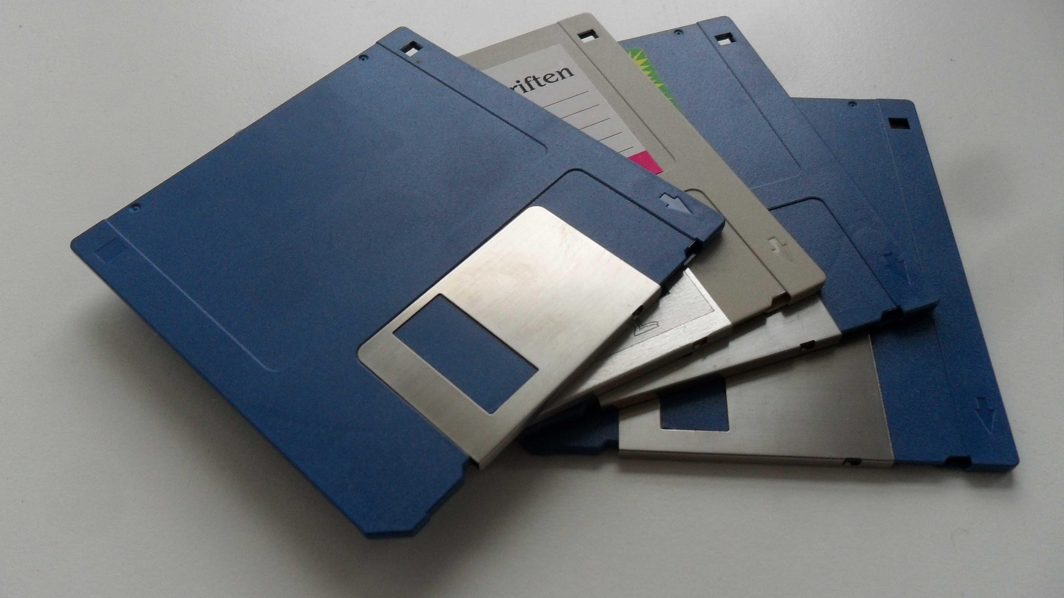 c't Retro: Disketten retten