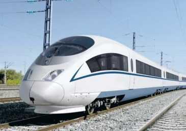 Chinesischer Hochgeschwindigkeitszug CRH3
