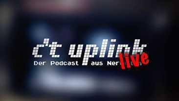 c't uplink: Um 14 Uhr live von der IFA