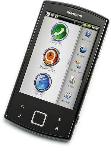 Navigationsprofi mit Android