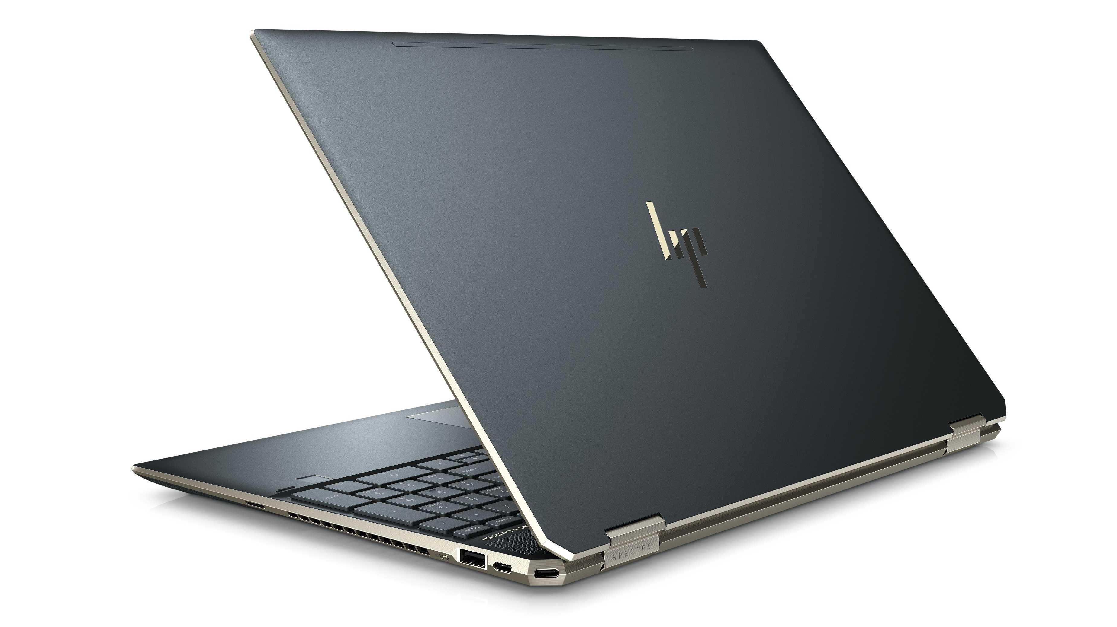 Spectre x360 15: HP bringt erstes 15,6-Zoll-Notebook mit OLED-Bildschirm