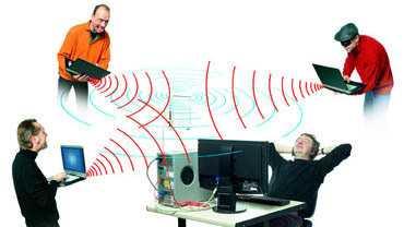Schnelles WLAN: Auch Broadcom funkt auf 160 MHz breiten Kanälen