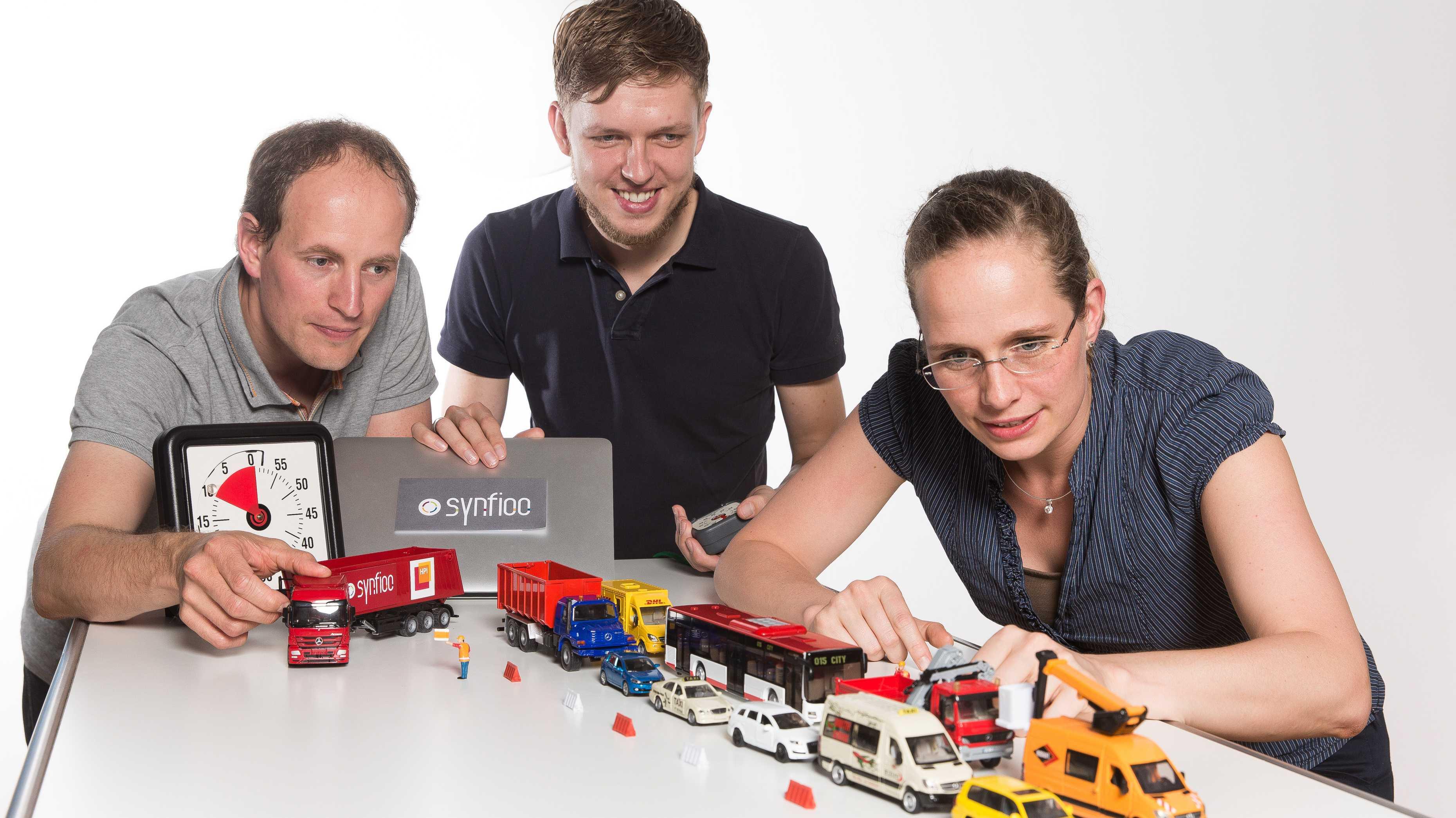 HPI-Software: Intelligente Prognosen führen besser durch den Verkehr