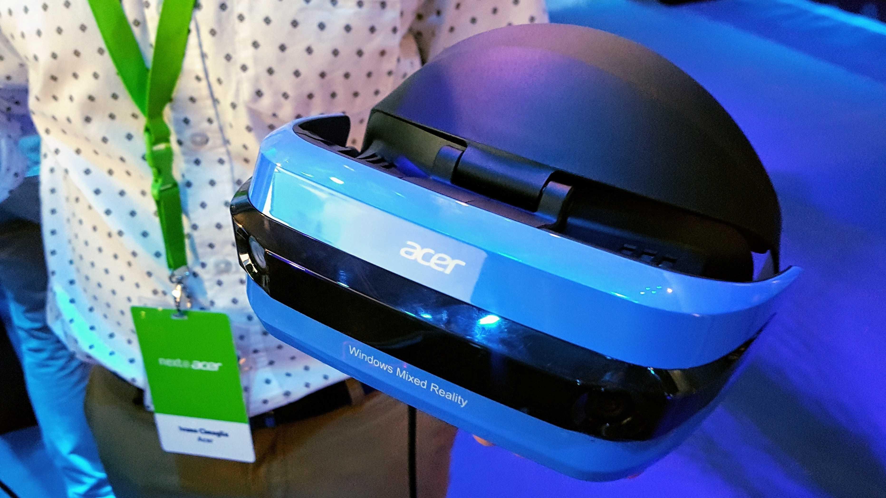 Windows-VR-Brillen angetestet: Viel besser als befürchtet