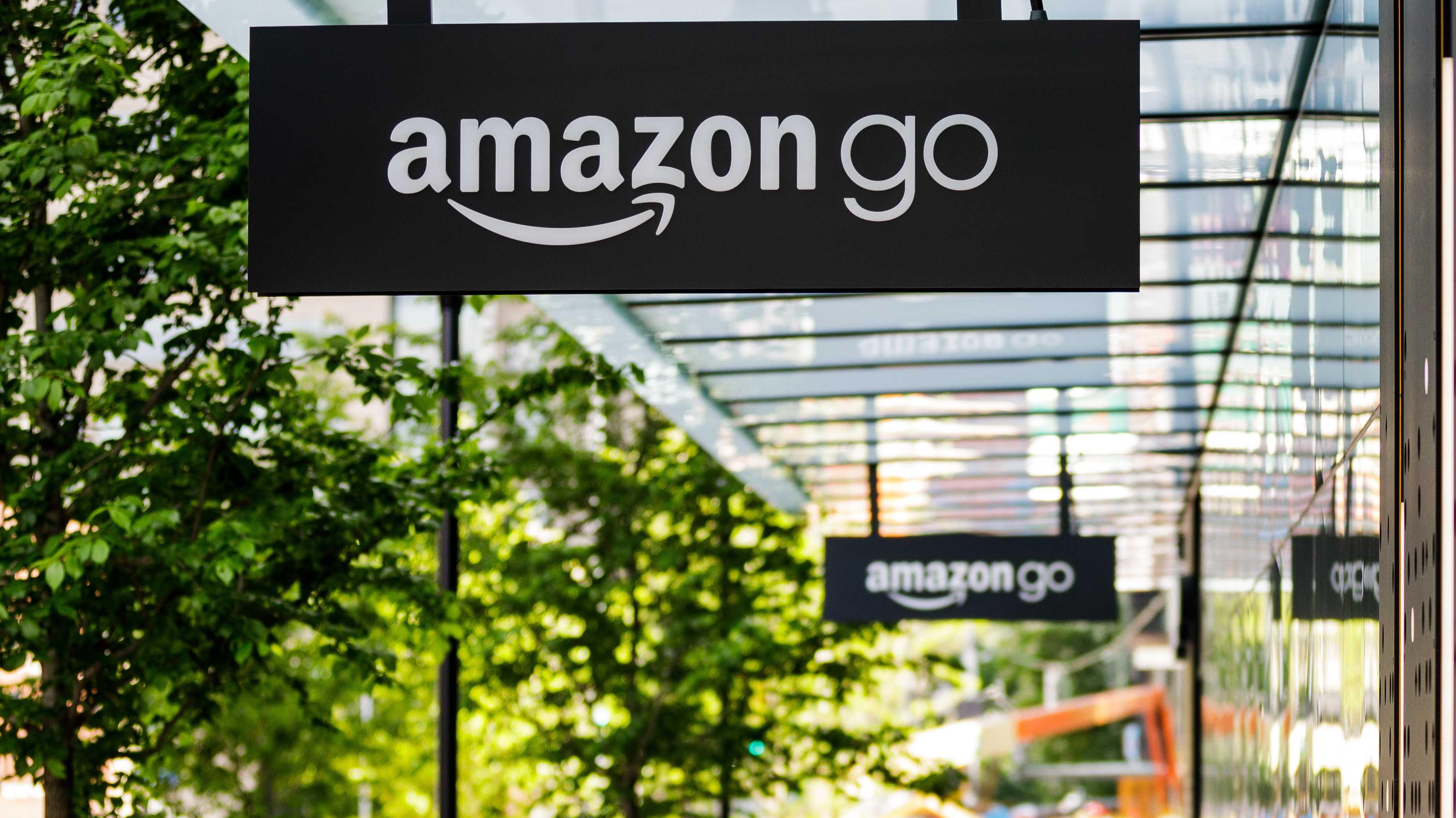 Amazon eröffnet ersten Amazon-Go-Laden im Kioskformat
