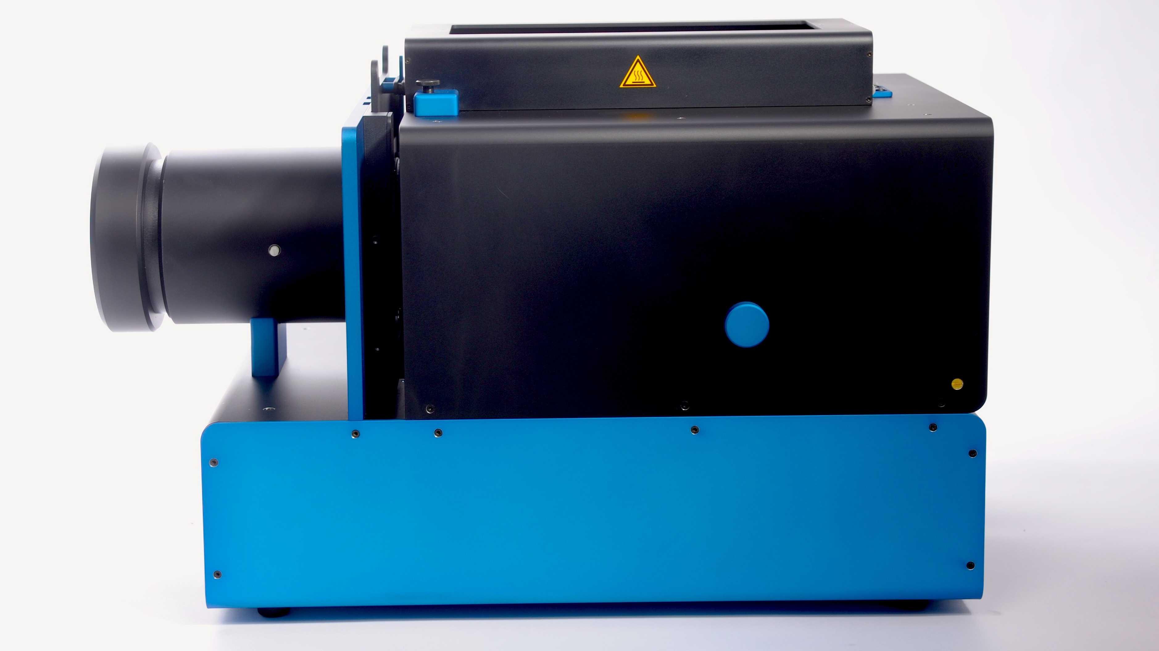 Der 6x9-Diaprojektor Jensen GMF690