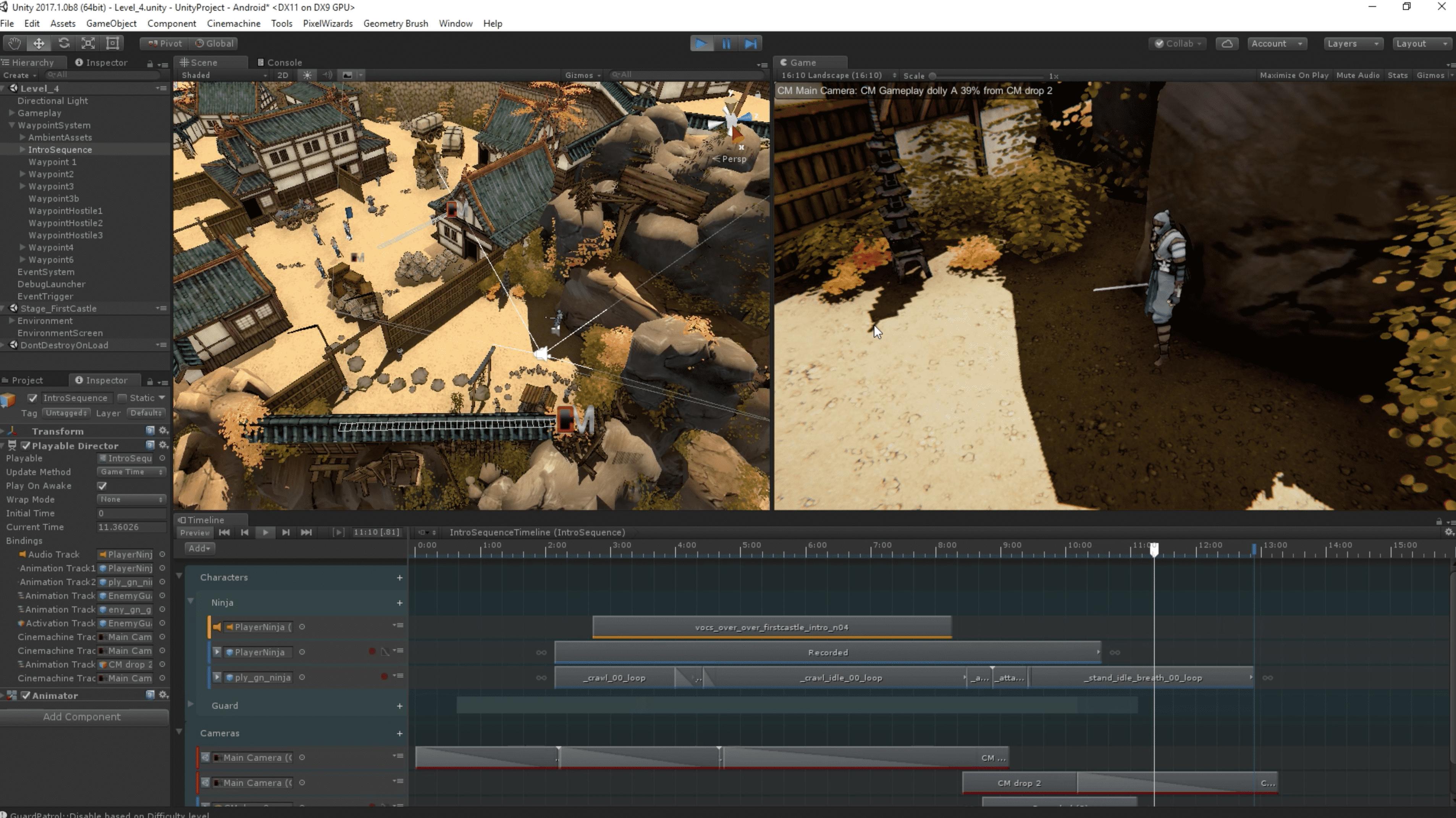 Unity 2017.1: Kinoreife Film-Effekte für Spiele-Engine