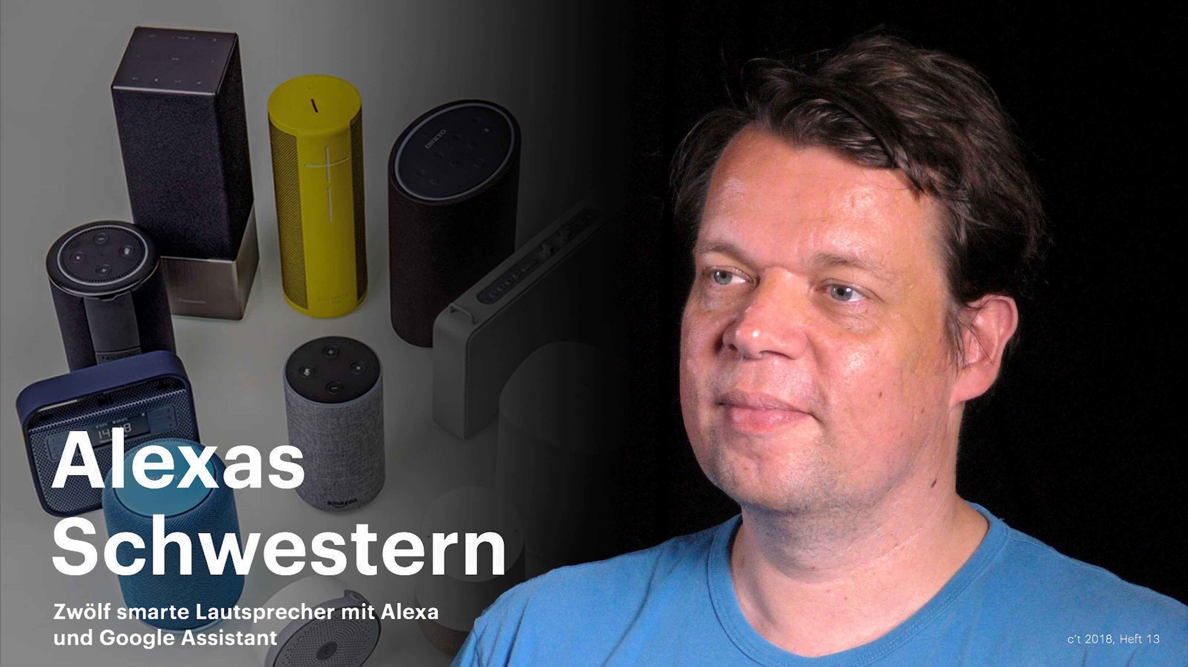 nachgehakt: Zwölf smarte Lautsprecher mit Alexa und Google Assistant