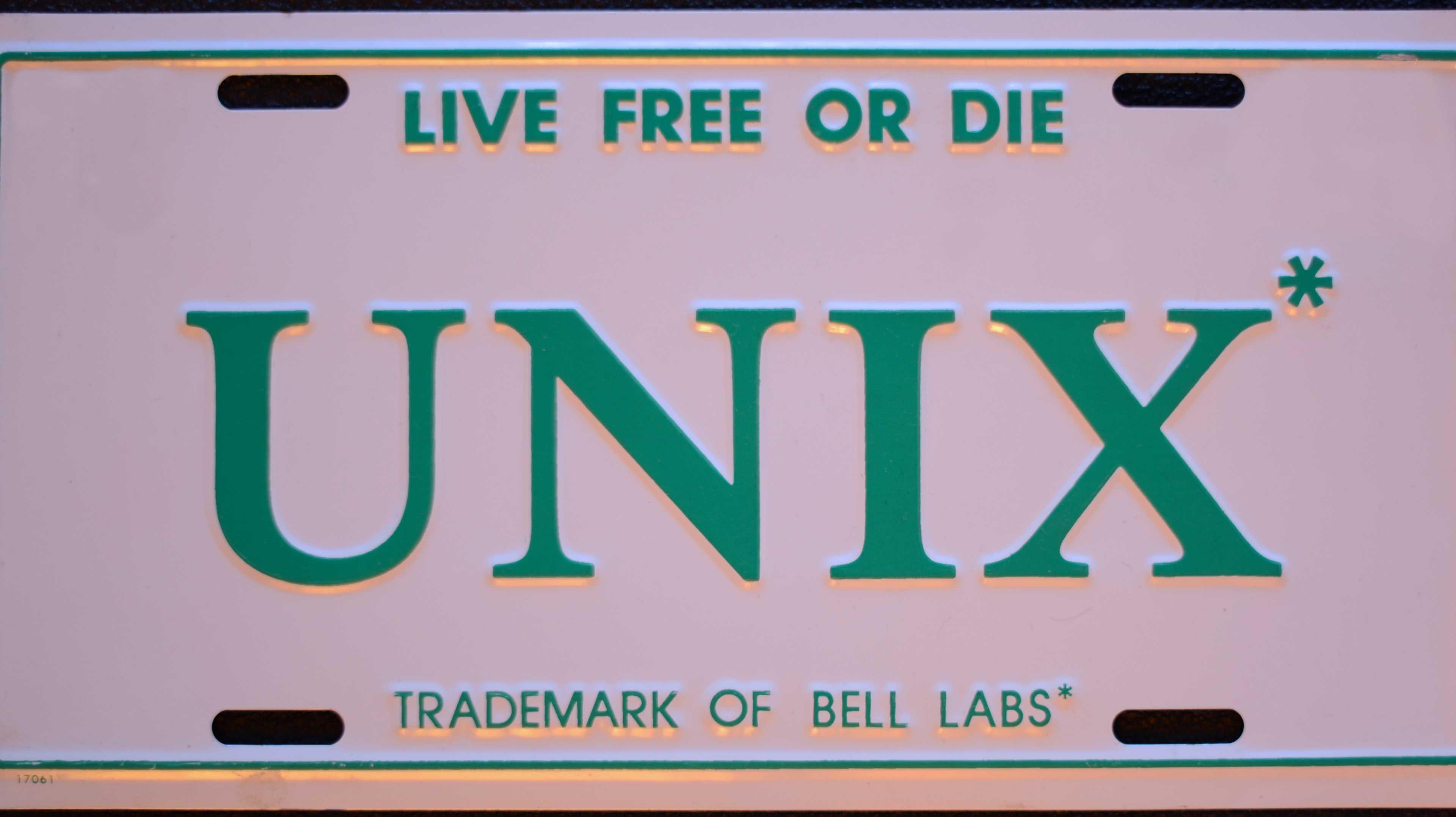 Einblicke in die Unix-Vergangenheit
