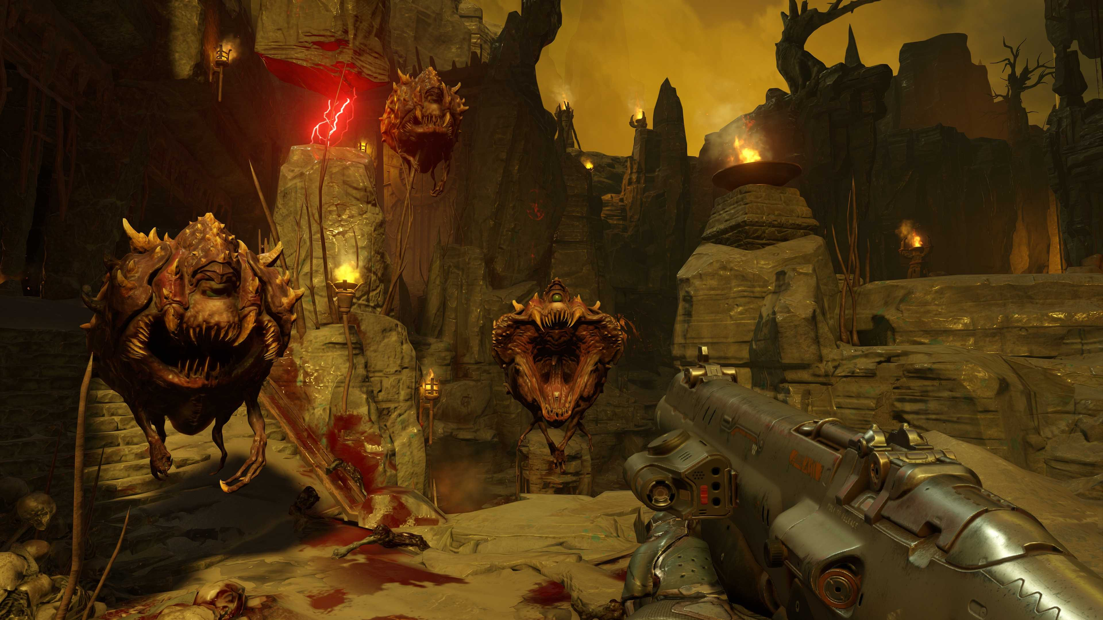 Doom VR: id Software umgeht Simulatorkrankheit per Speed-Teleporting