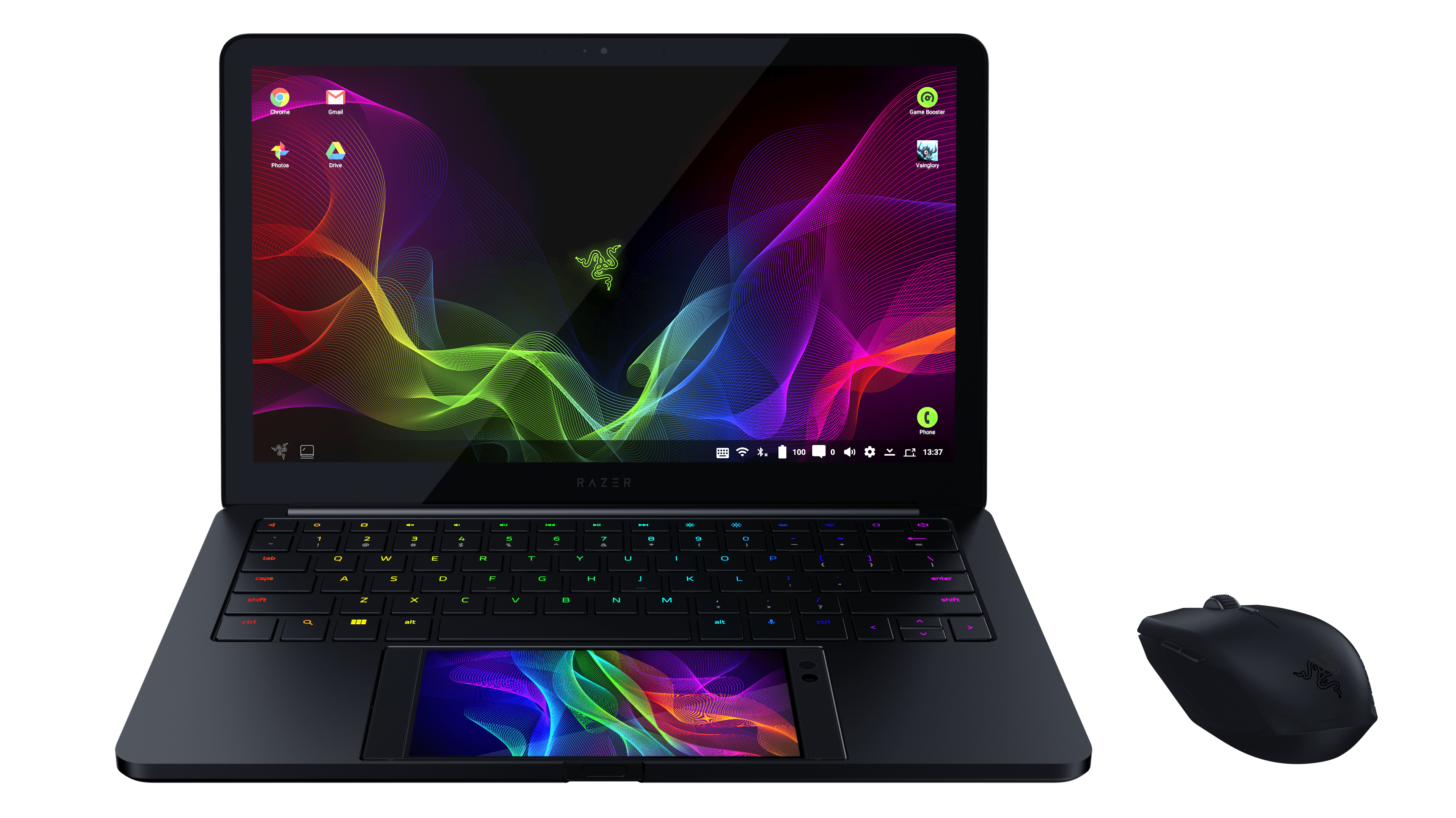 Project Linda: Notebook-Dock für das Razer Phone