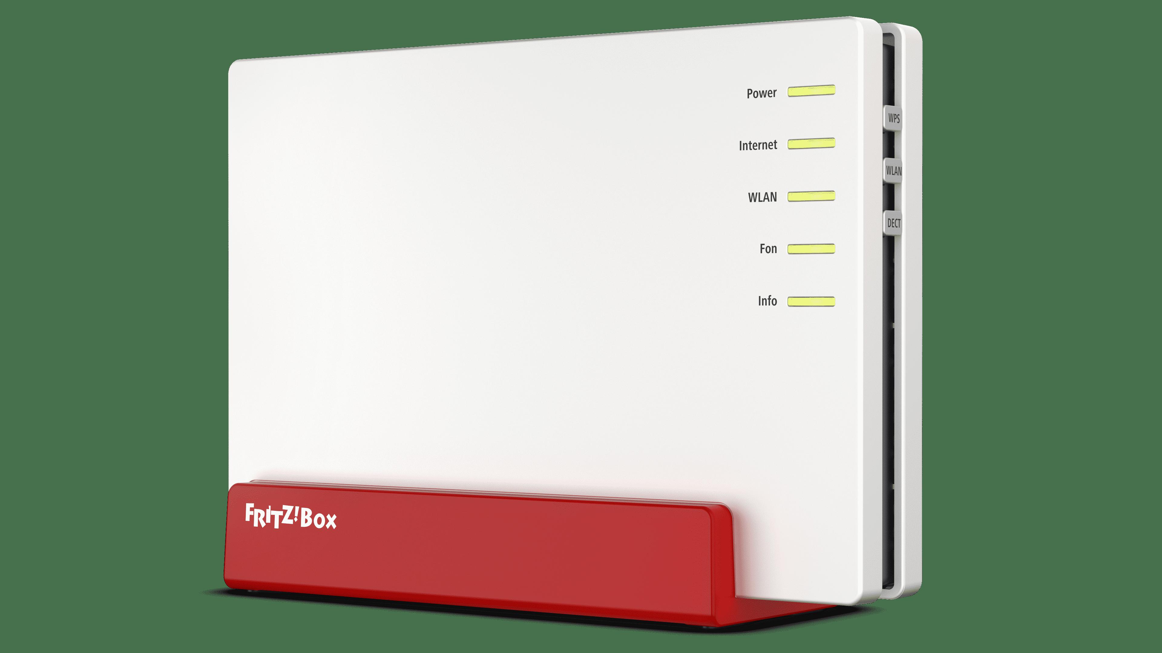 MWC: Fritzbox 7583 für extraschnelles DSL