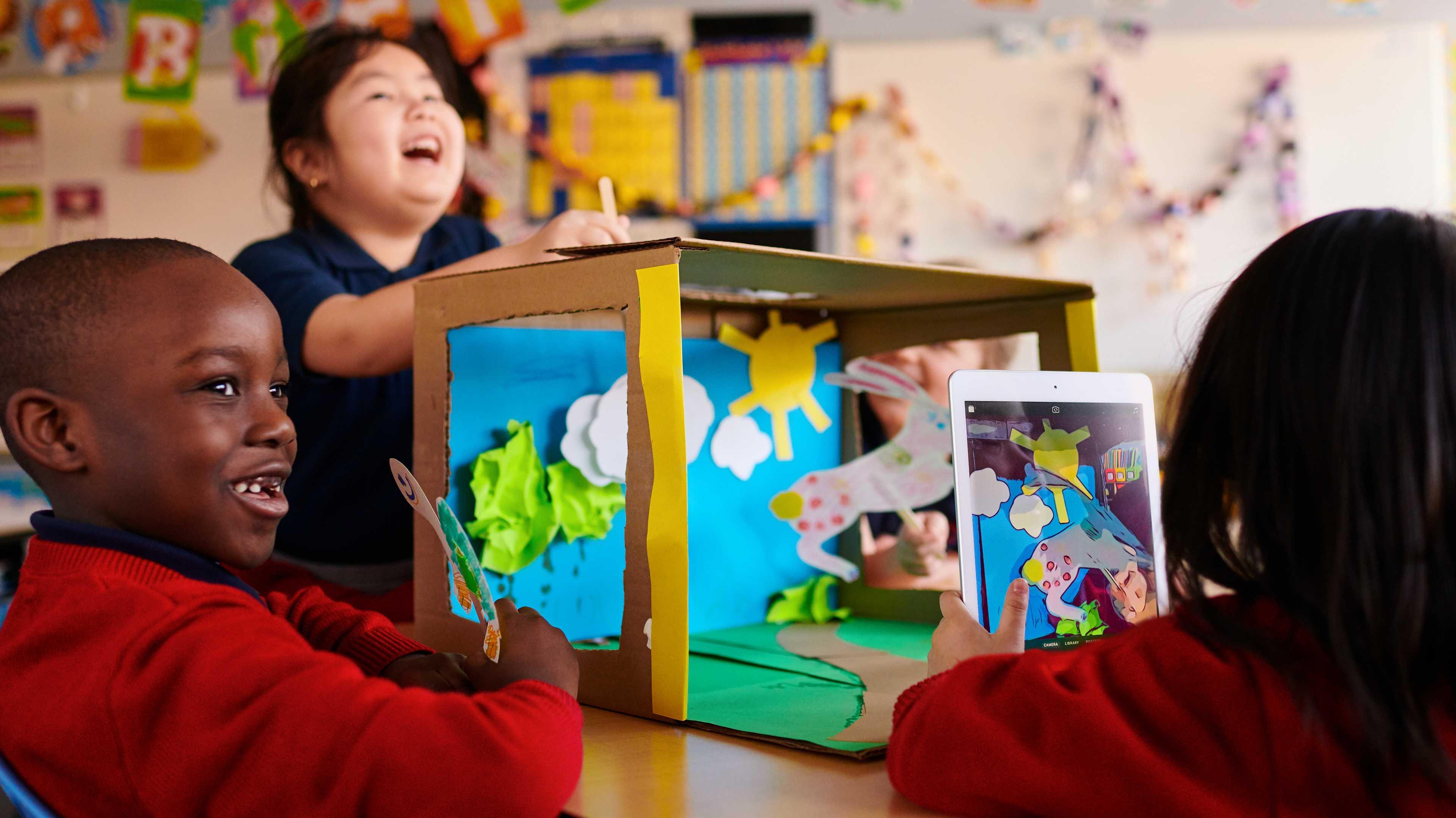 Apples Bildungsinitiative: Mit Datenschutz und Apps gegen Chromebooks