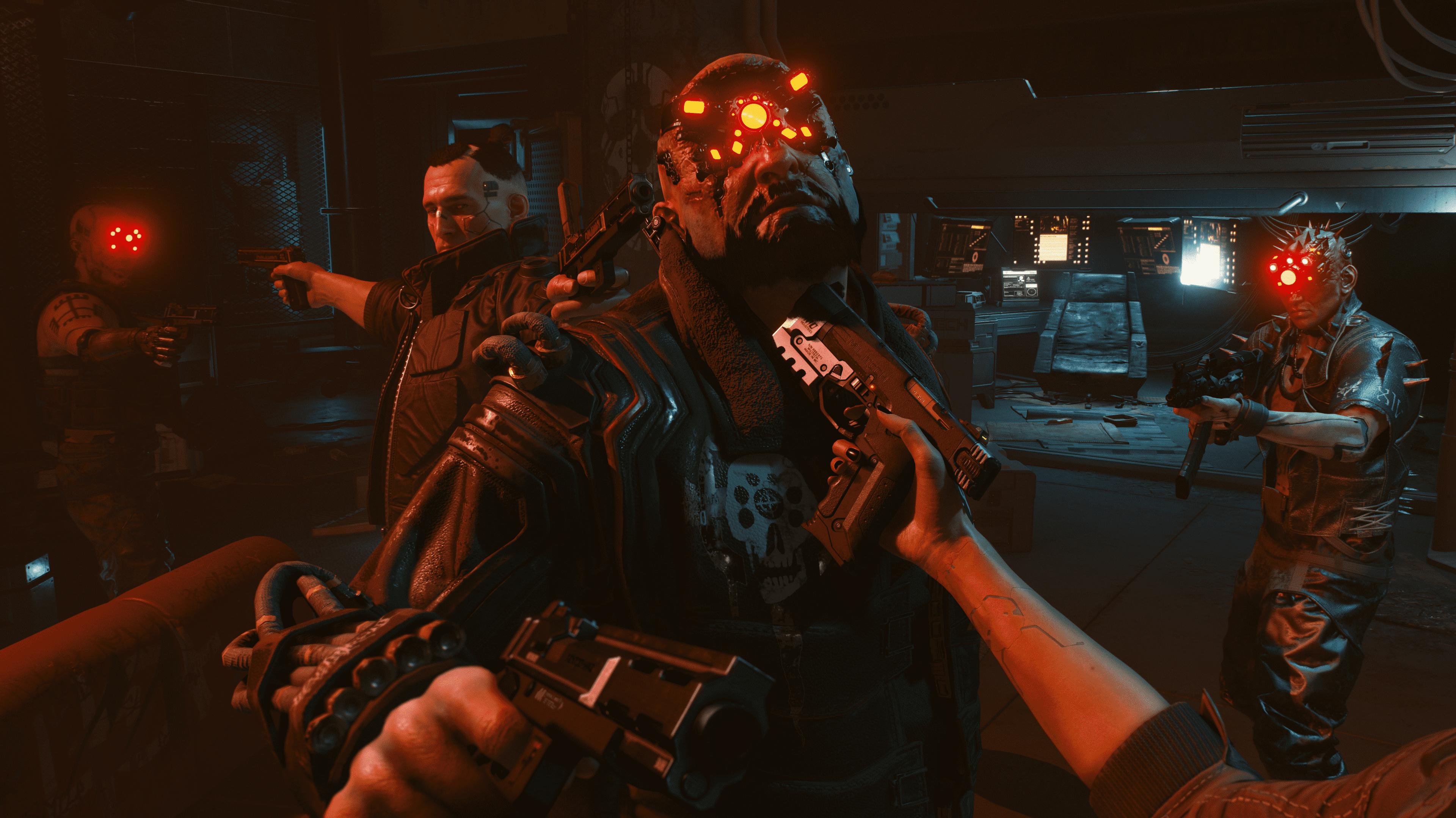 Cyberpunk 2077: Die Zukunft ist Punk