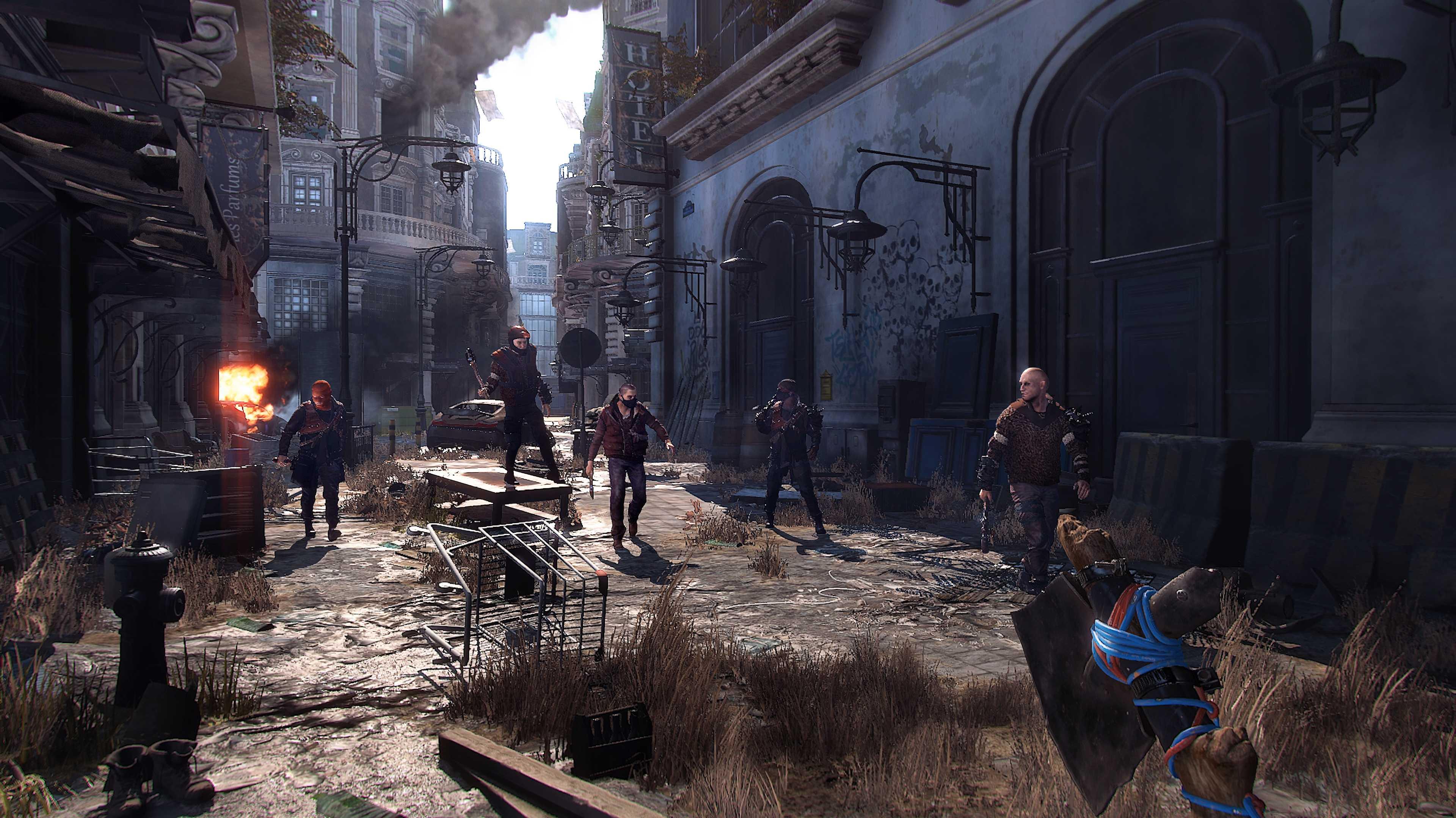 Dying Light 2: Blut und Schweiß in der Zombie-Sandbox
