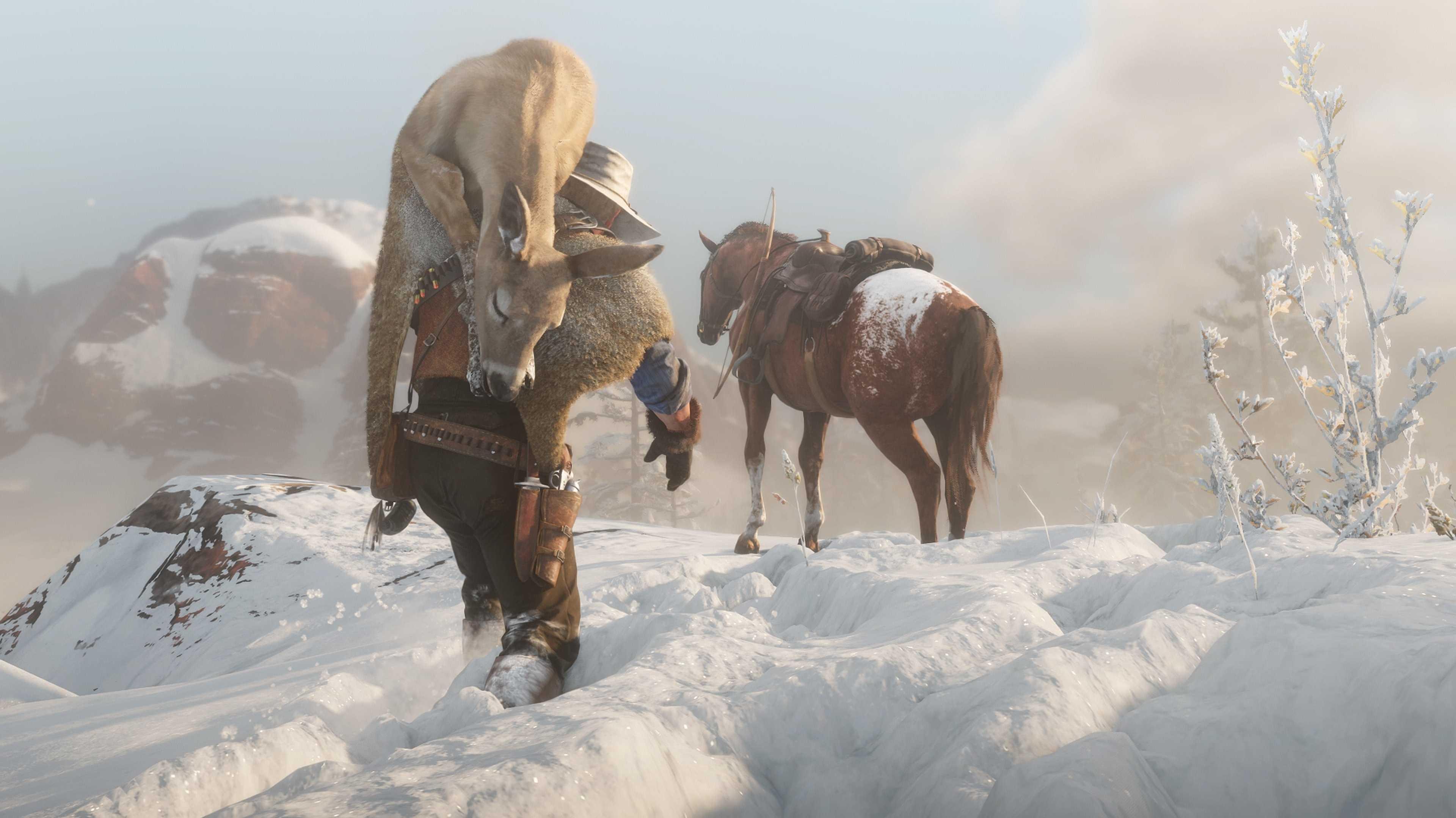 105 GByte groß: Red Dead Redemption 2 ist ein Speicherfresser