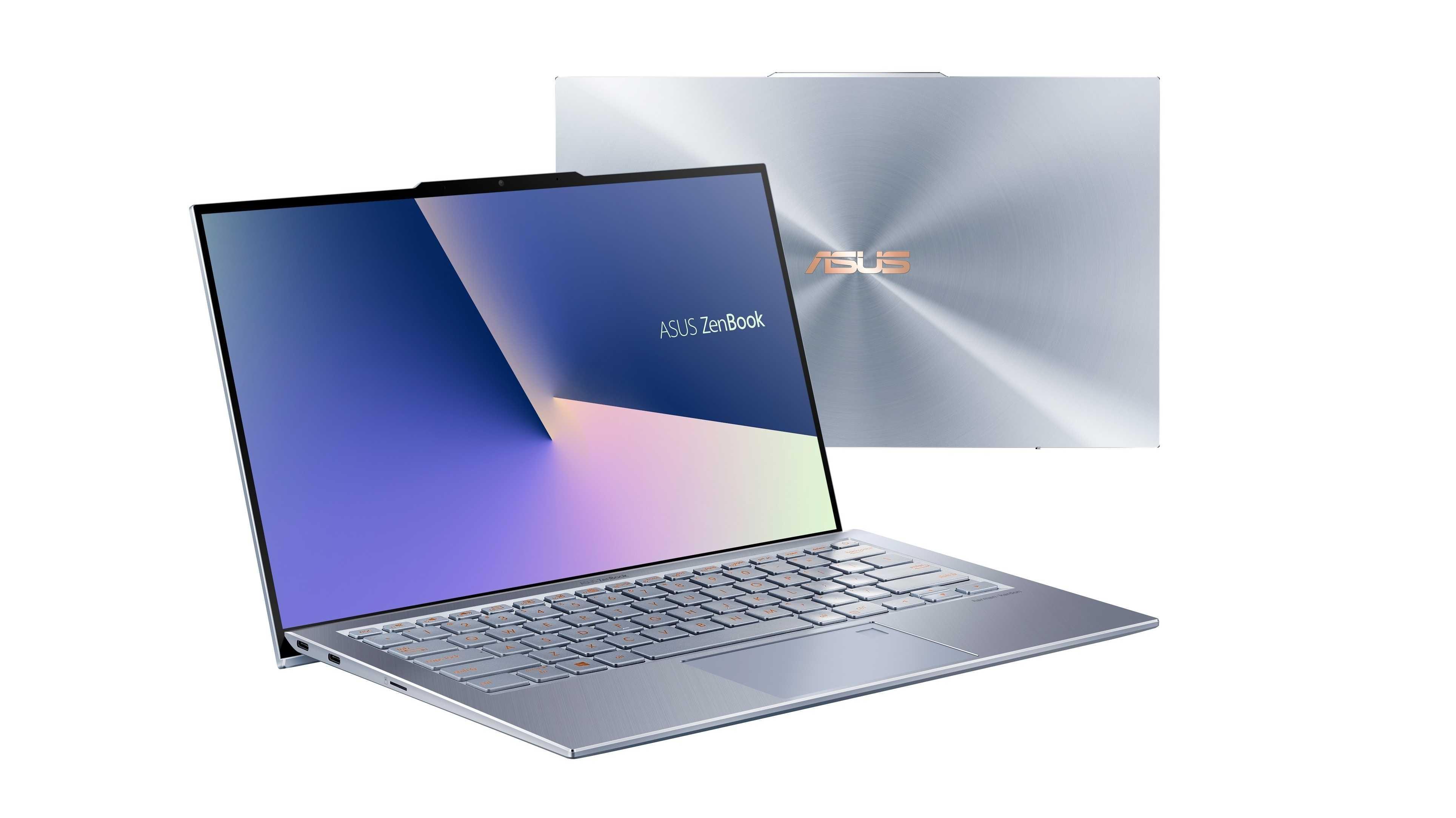 ZenBook S13: Leichtes Ultrabook mit dünnen Bildschirmrand