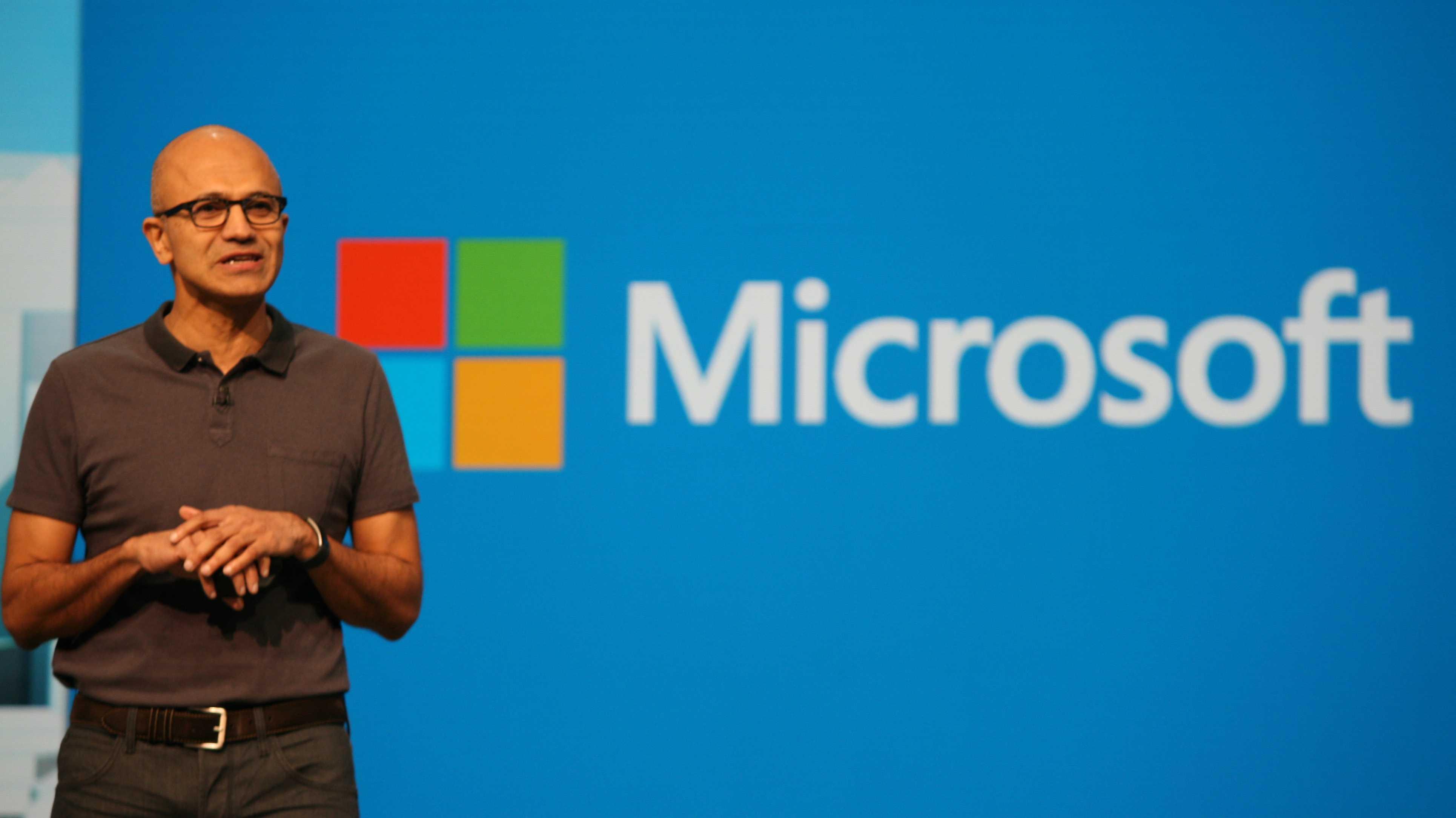 Satya Nadella - Microsoft