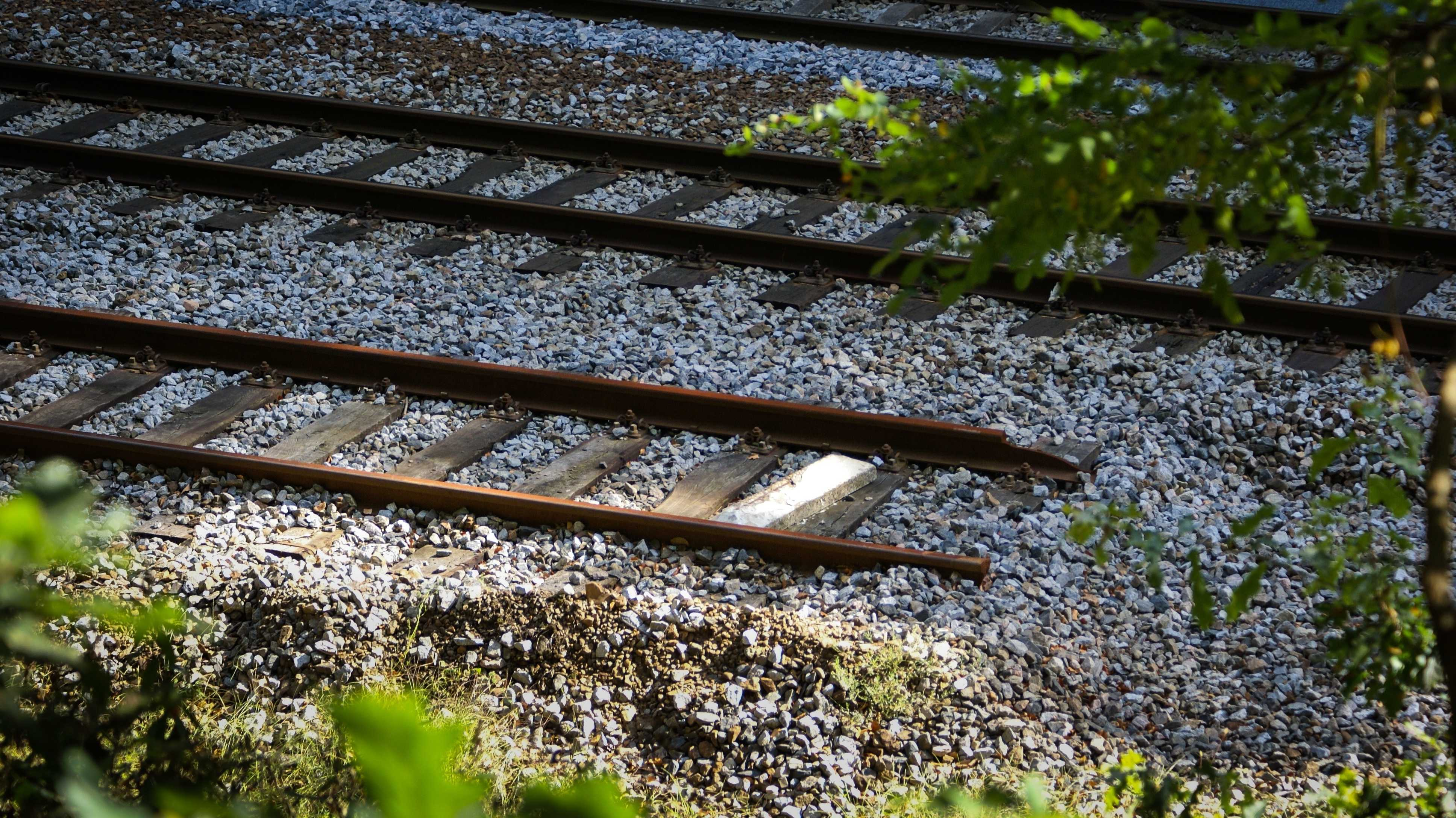 Gleis, Eisenbahn,