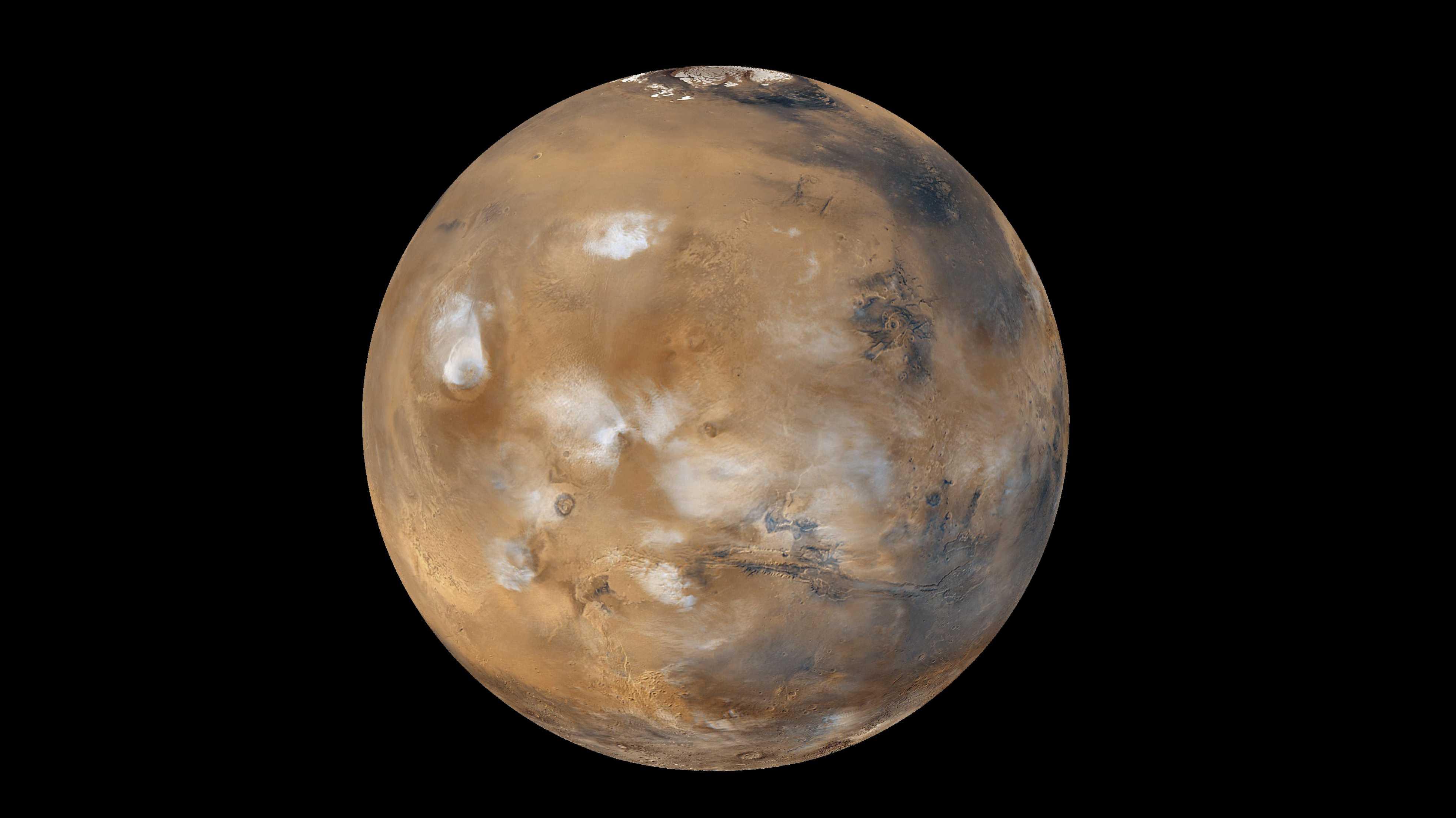 NASA: Mit absehbaren Mitteln kein Terraforming des Mars möglich
