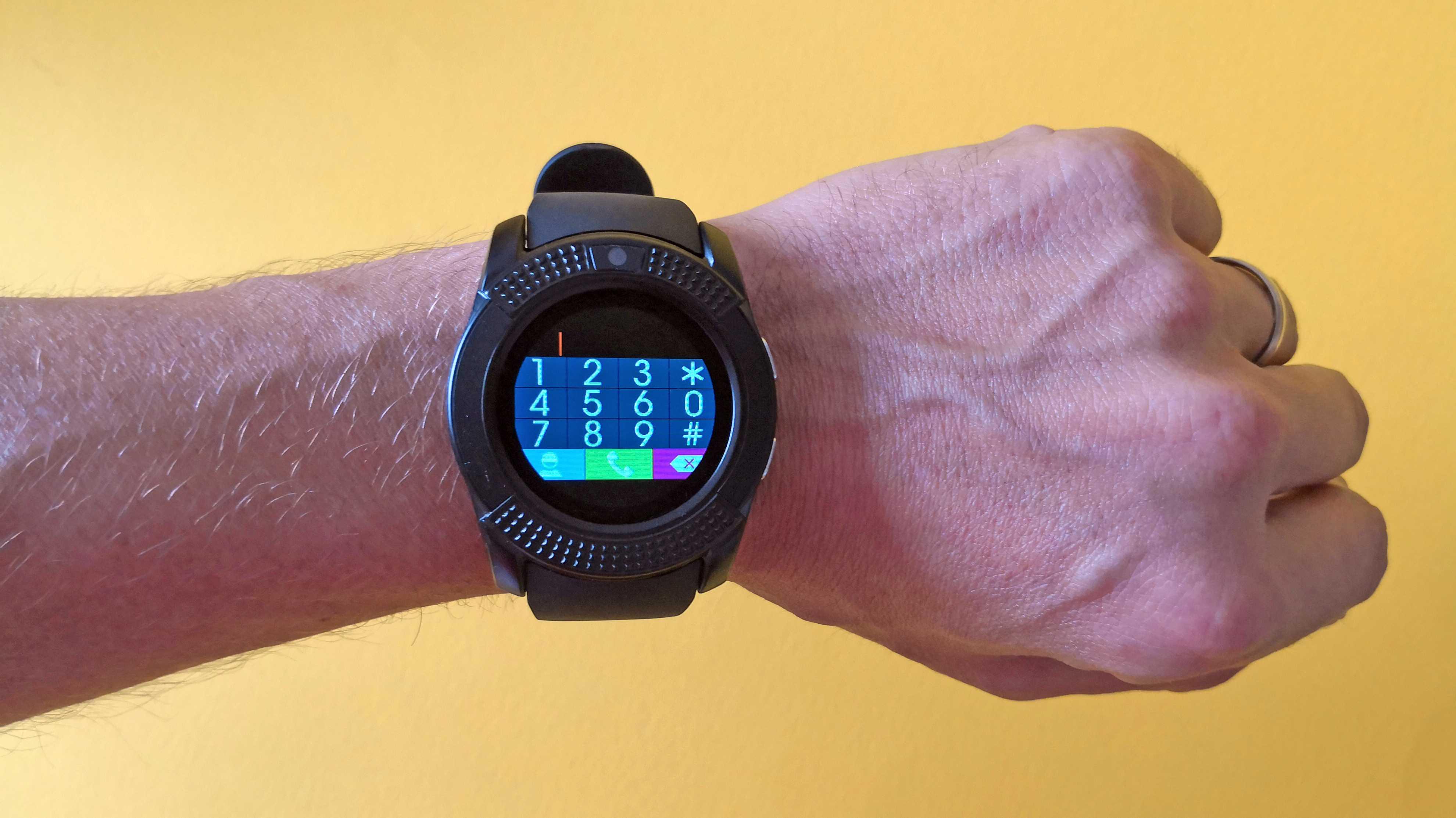 Handy-Uhren und Smartwatches mit SIM-Karte