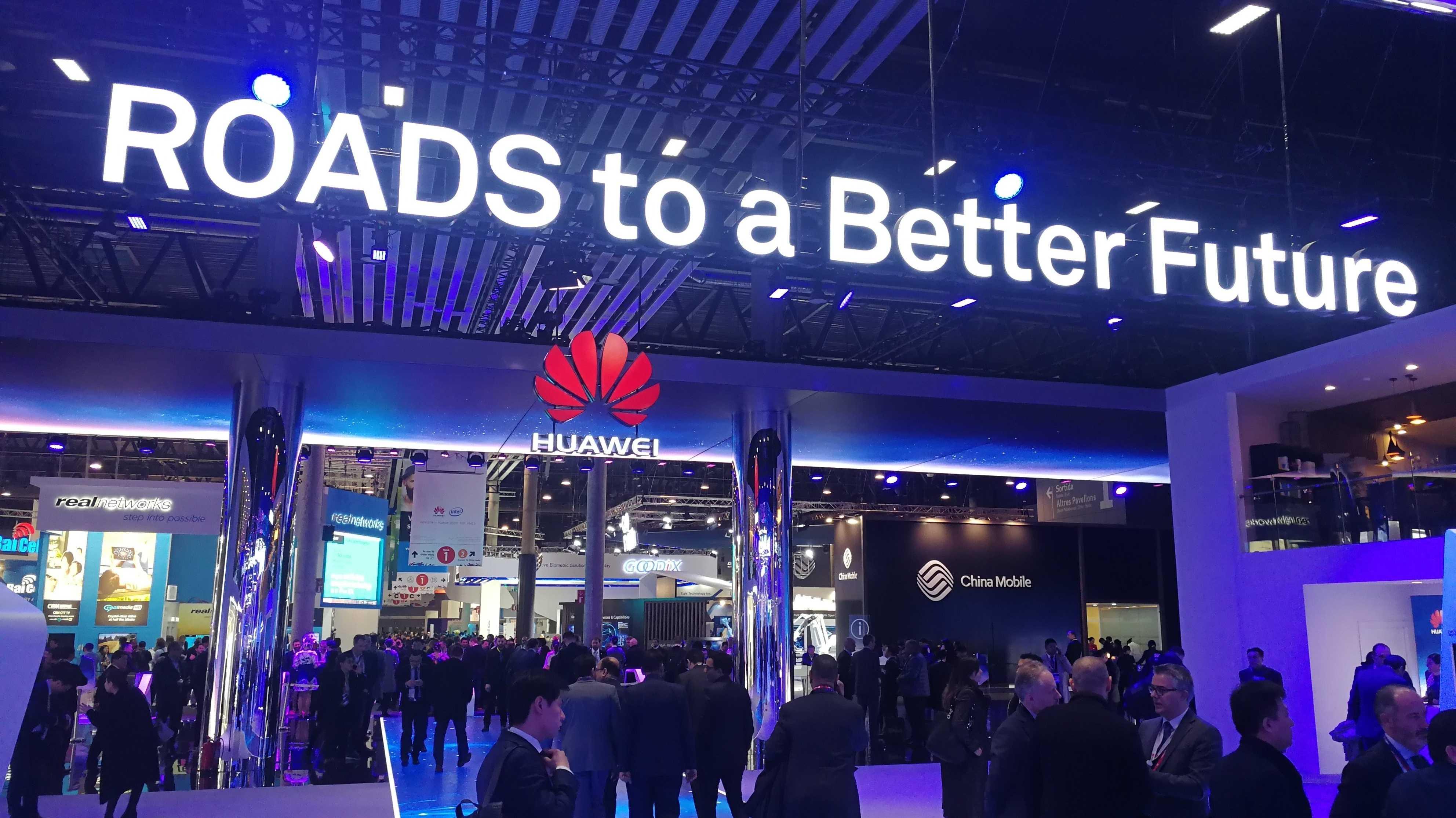 Huawei auf Expansionskurs