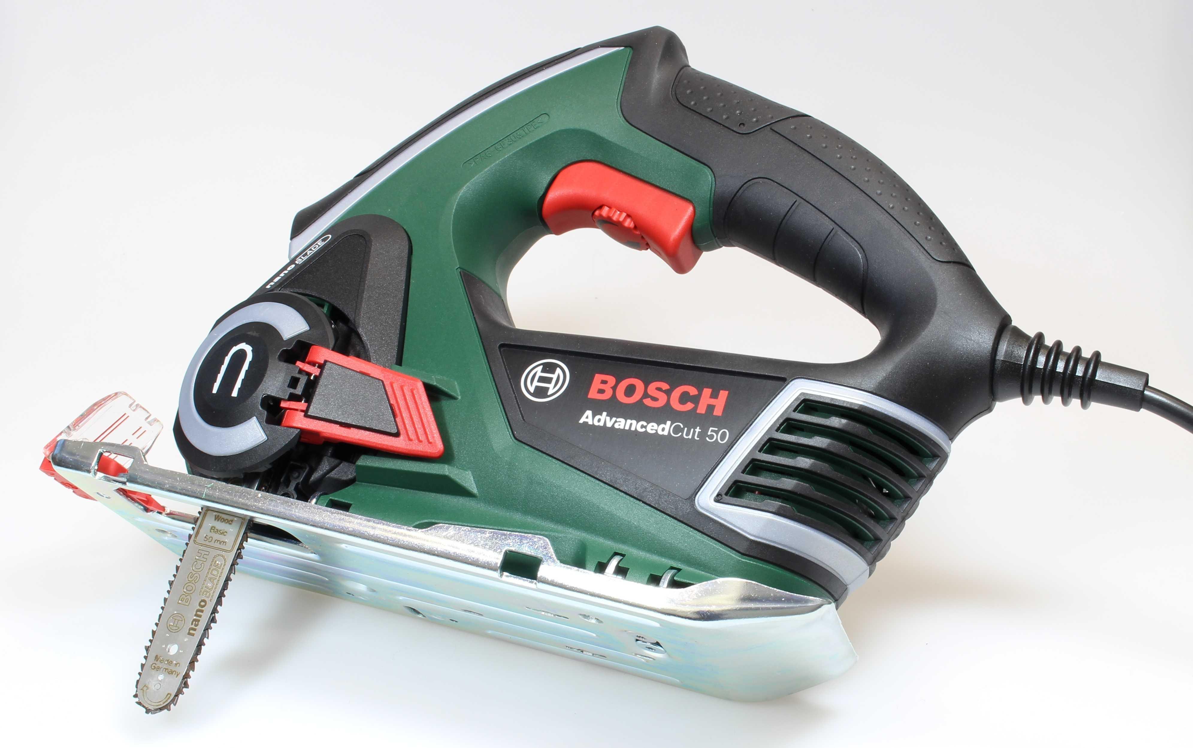 Video Bosch AdvancedCut 50