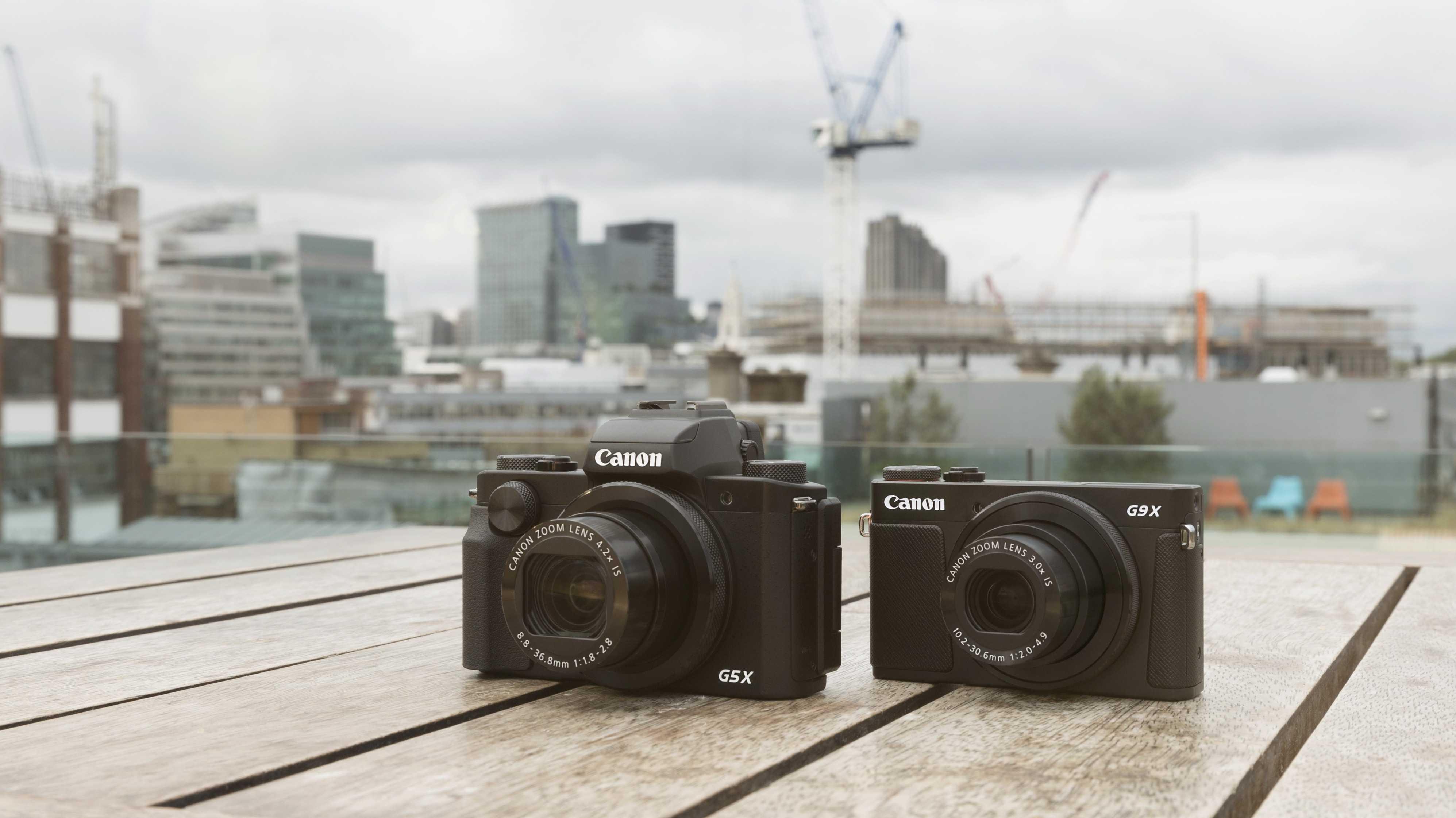 Canon Neue Powershot Kompaktkamera Mit Groem Sensor Ct Fotografie G5x Kamera Pocket