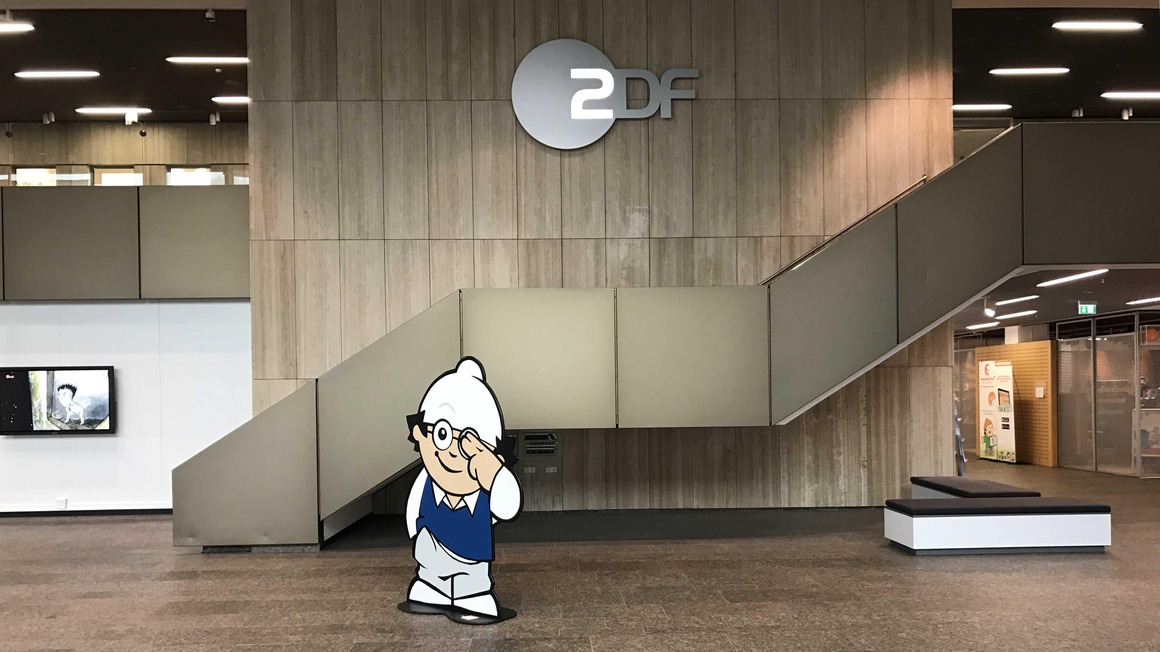 ZDF Mediathek vor dem Neustart
