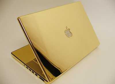 MacBook in Gold