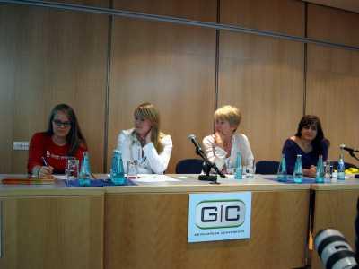 Frauen auf der GCDC