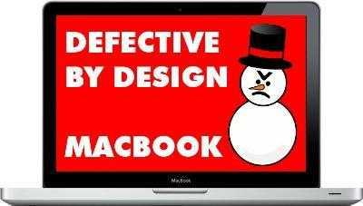 "Laut der Free Software Foundation sind Apples MacBooks ""Defective by Design""."