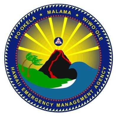 Logo Hawaii Emergency Management Agency