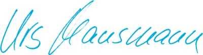 Unterschrift Urs Mansmann
