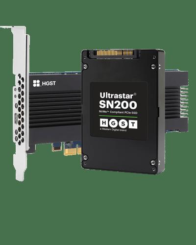 Die PCIe-SSD SS200 wird als Einsteckkarte und im 2,5-Zoll-Gehäuse erhältlich sein. Sie fasst bis zu 8 TByte.
