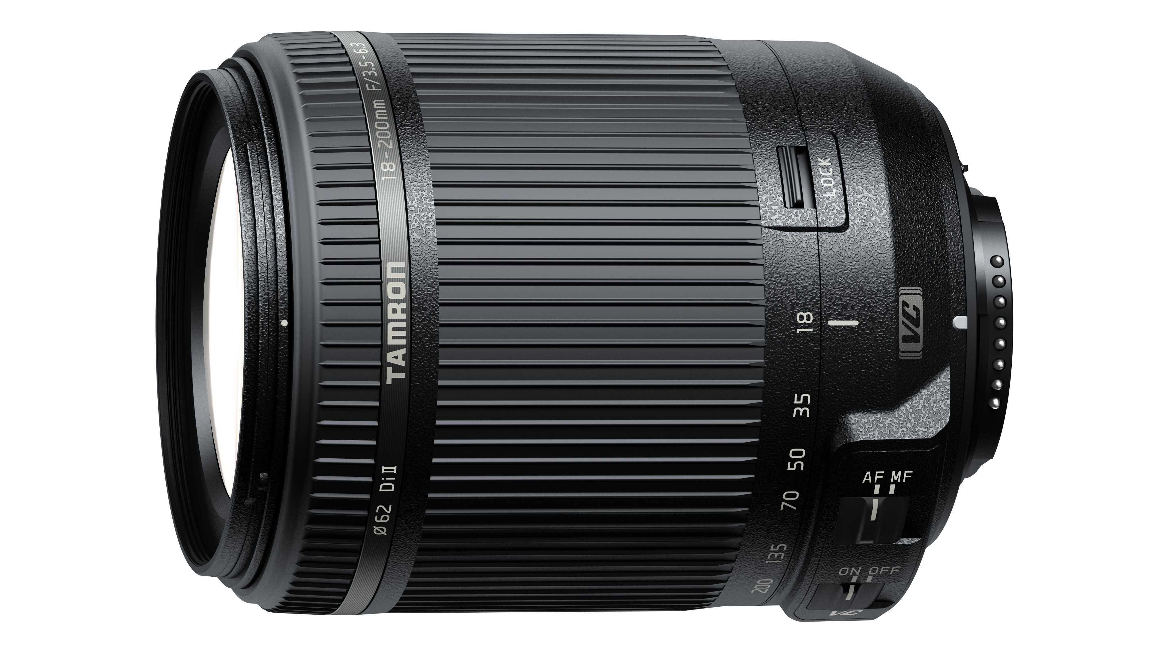 Neu: Tamron 3,5-6,3/18-200 mm für für APS-C-DSLRs von Canon und Nikon