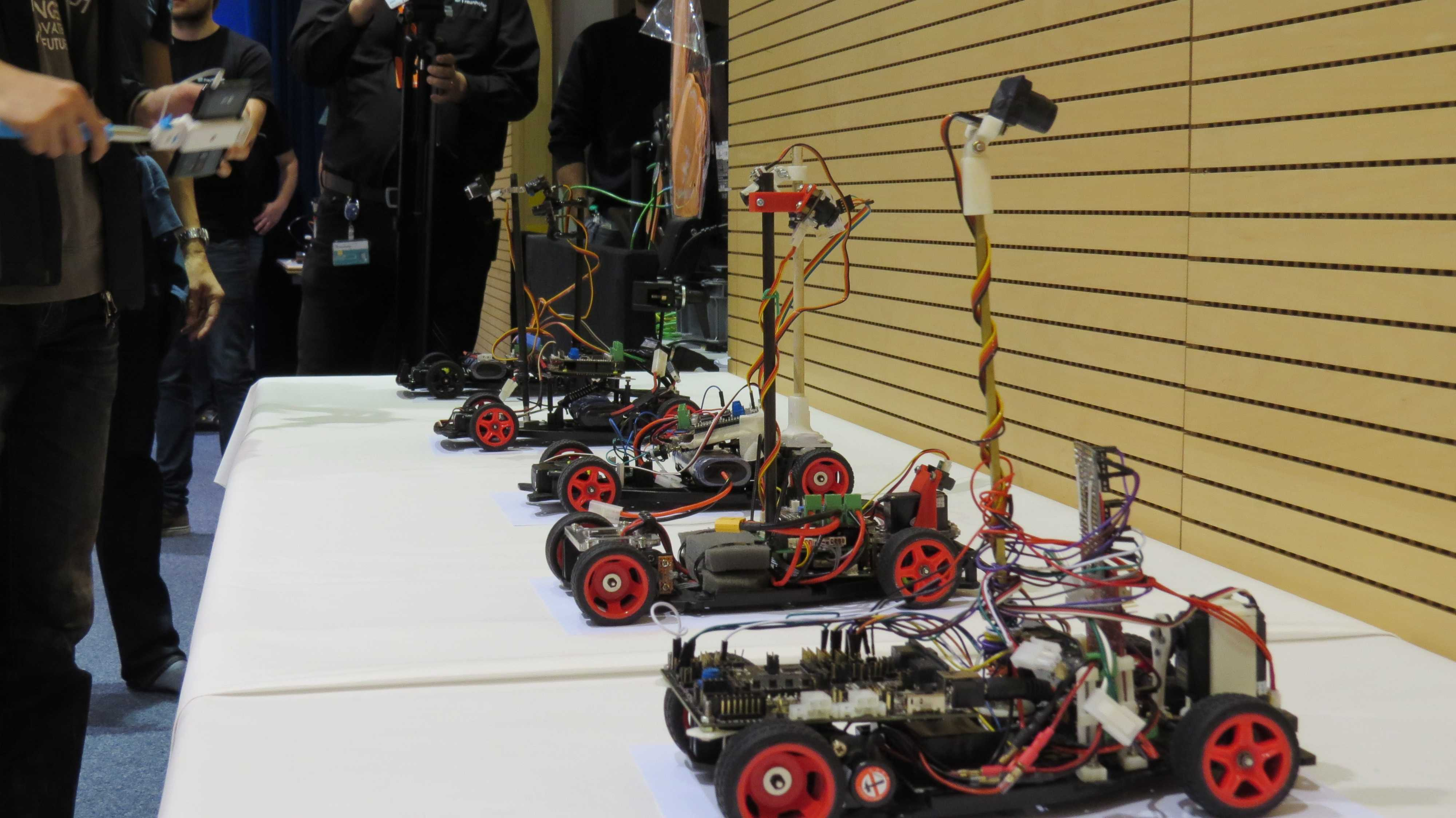 Freescale Cup 2015: Need for Speed