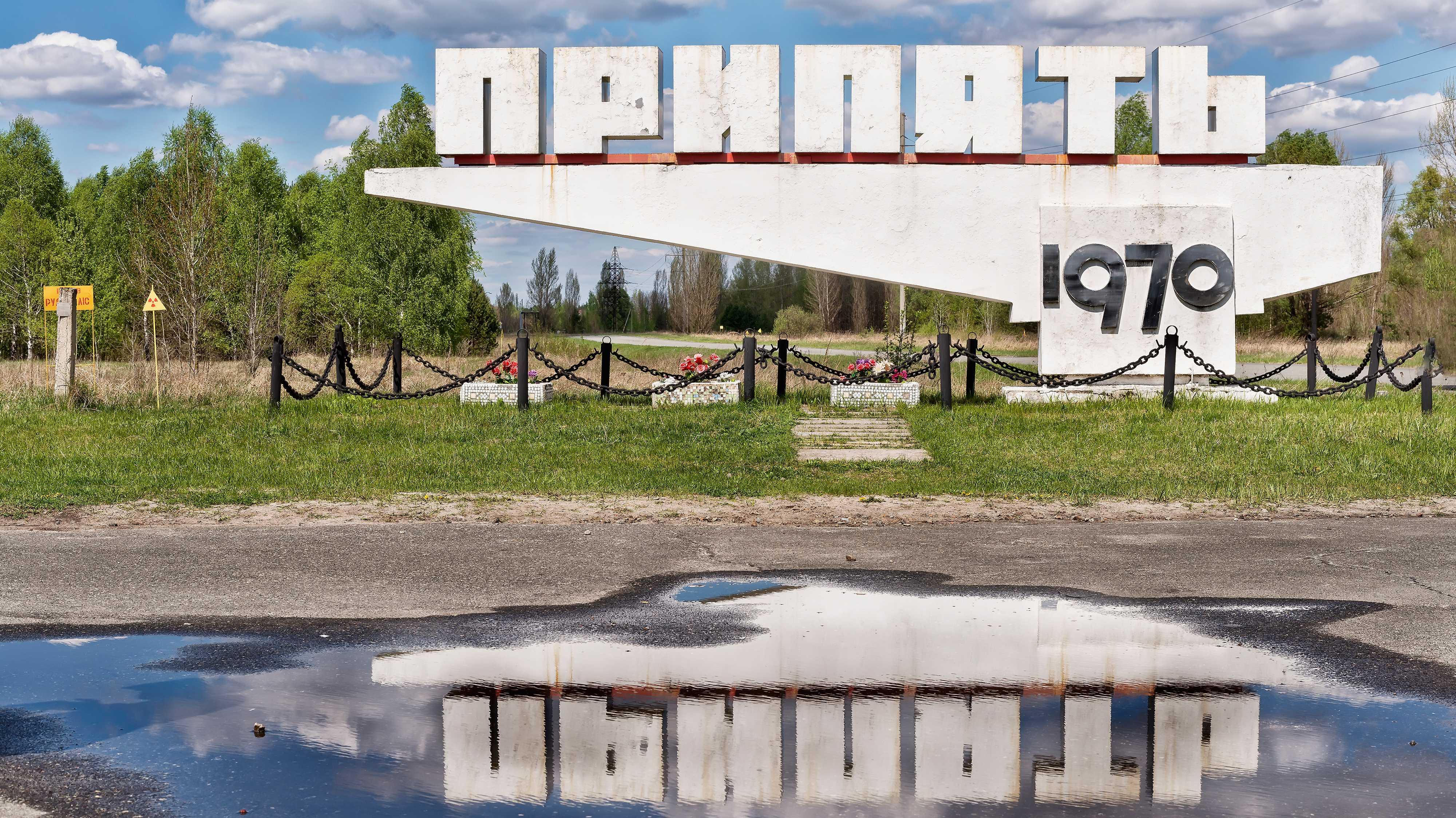 Tschernobyl: Als Tourist in die Todeszone