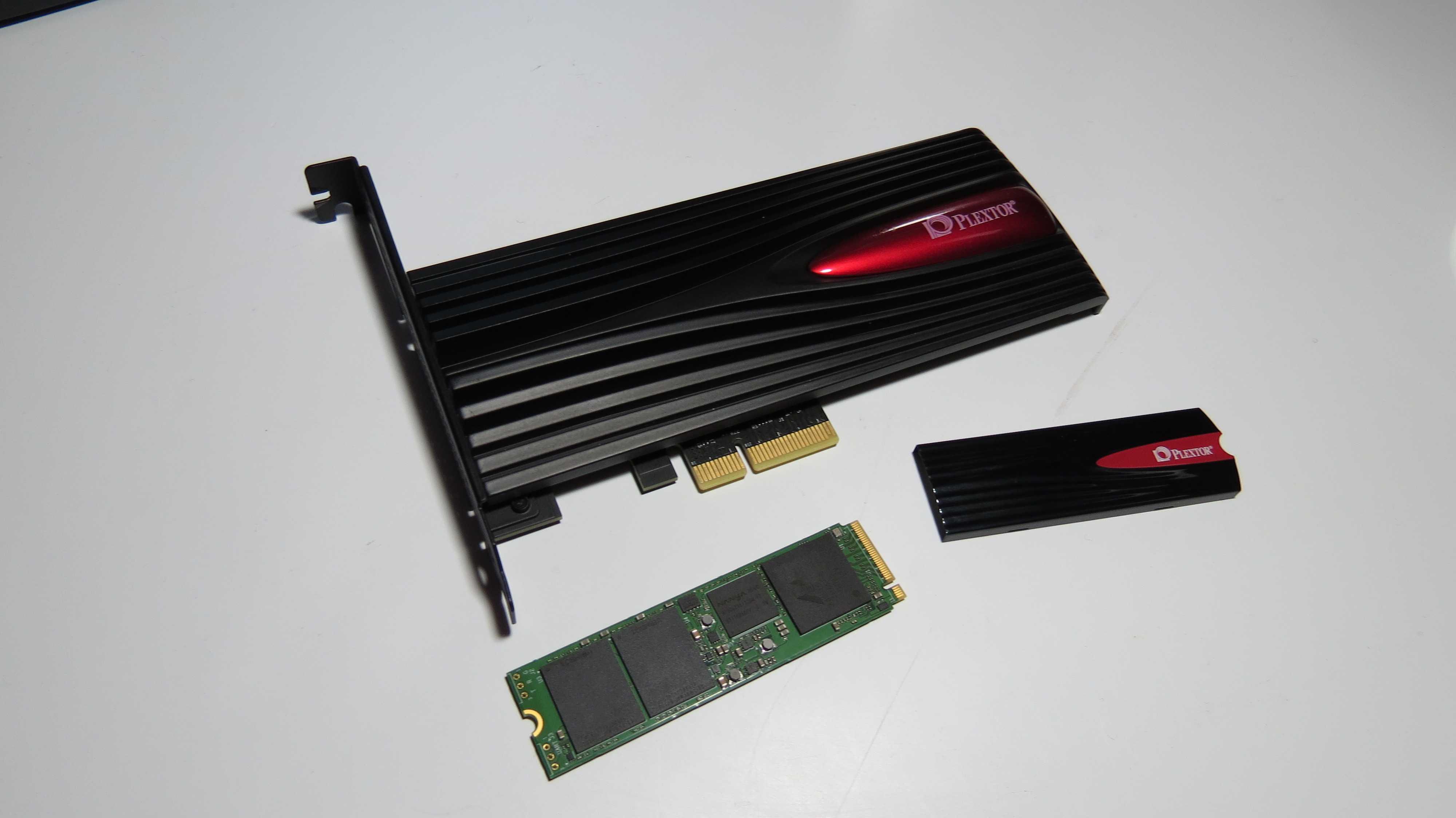 Gamer-SSD mit Beleuchtung