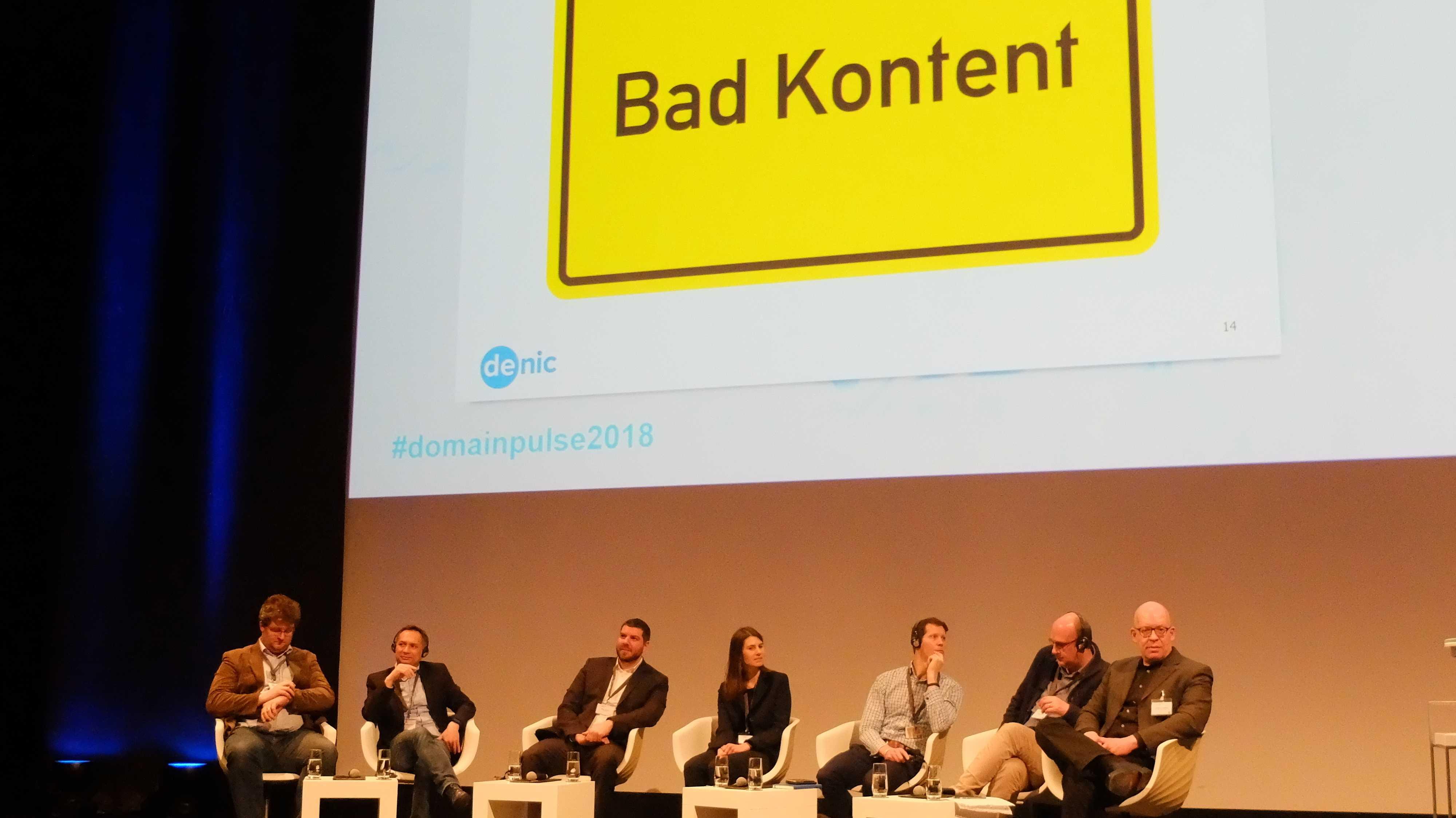 Domain Pulse: Deutsche Registries tagen über Domain-Sperren