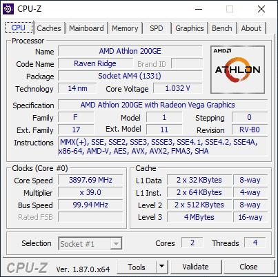 Neue Athlon-Prozessoren