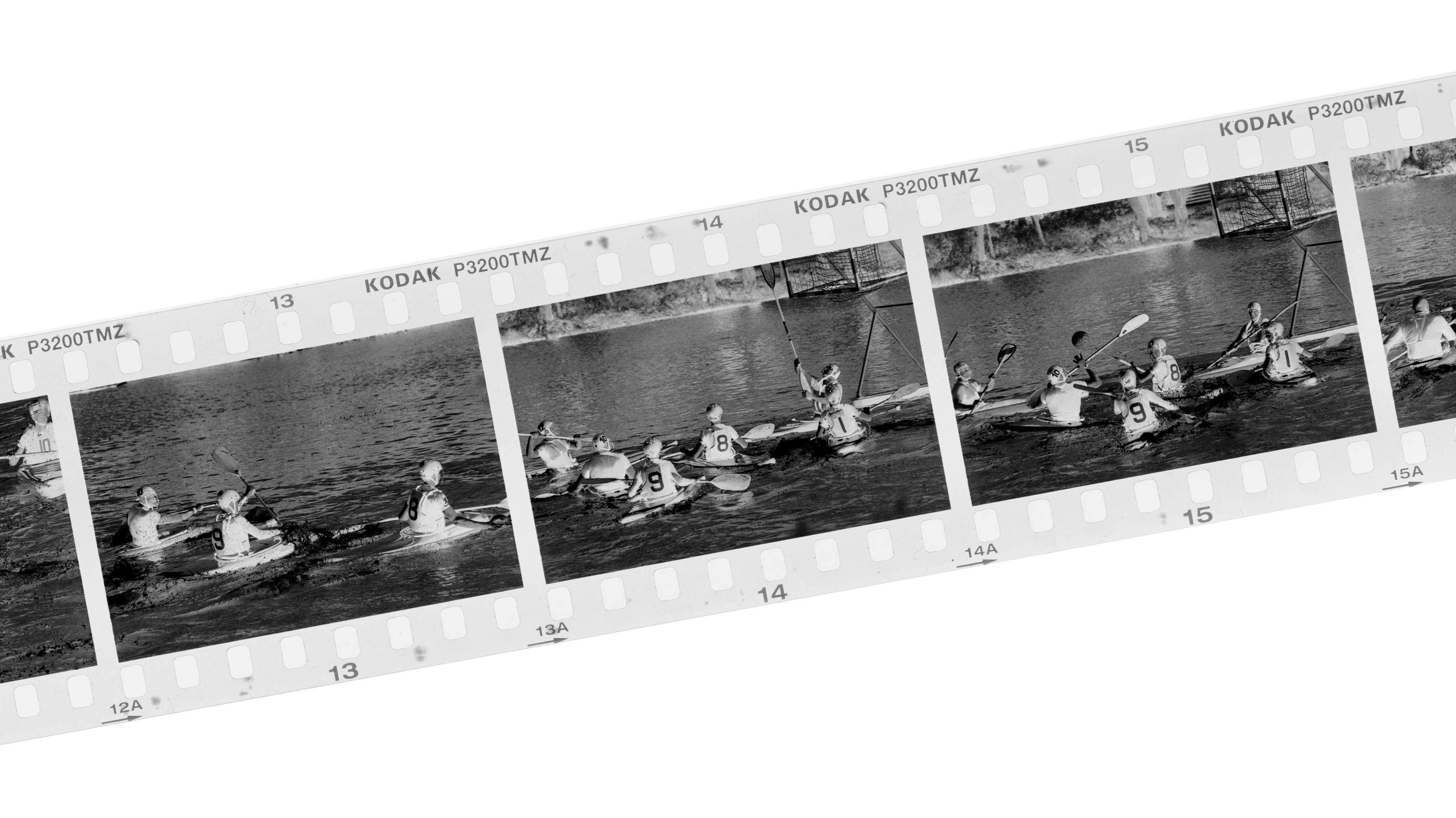 Kodak T-MAX P3200 Schwarzweißfilm