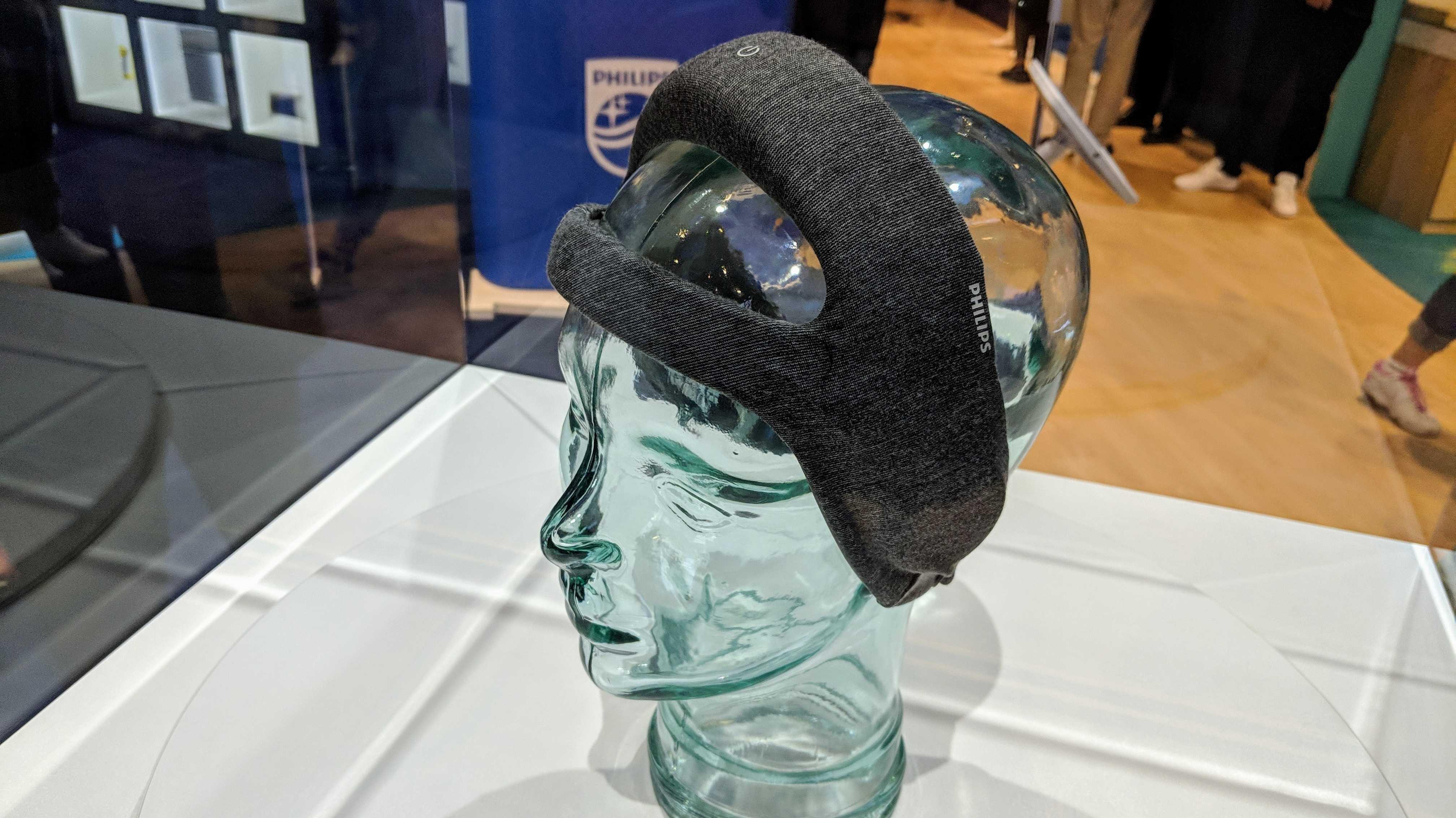 Philips SmartSleep: Stirnband kommt auf den deutschen Markt